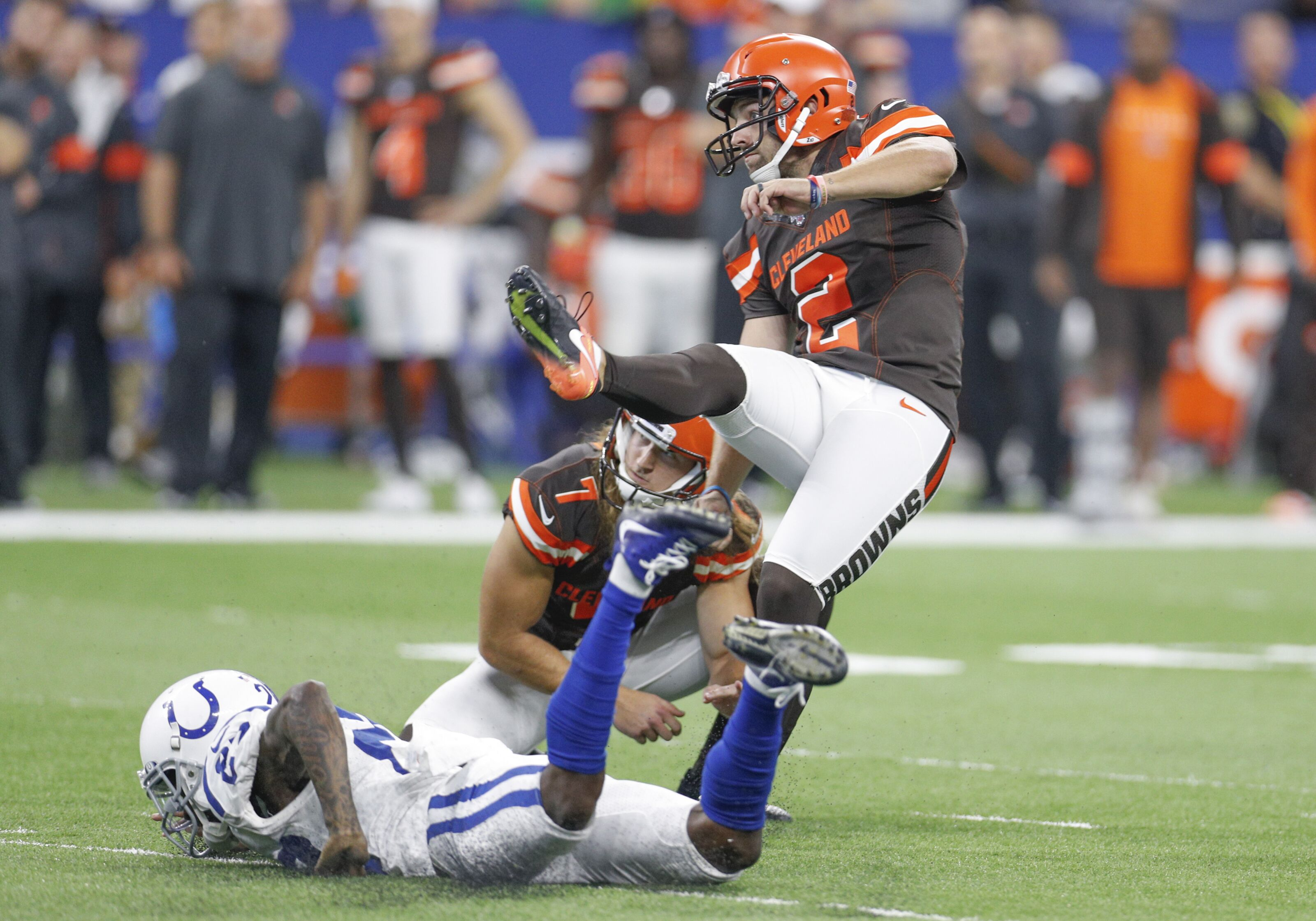The Cleveland Browns areas of concern have become major issues