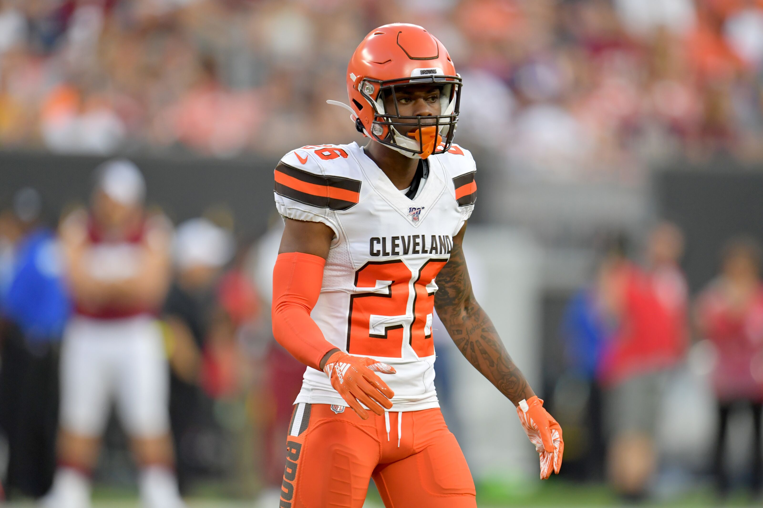 Image result for greedy williams browns