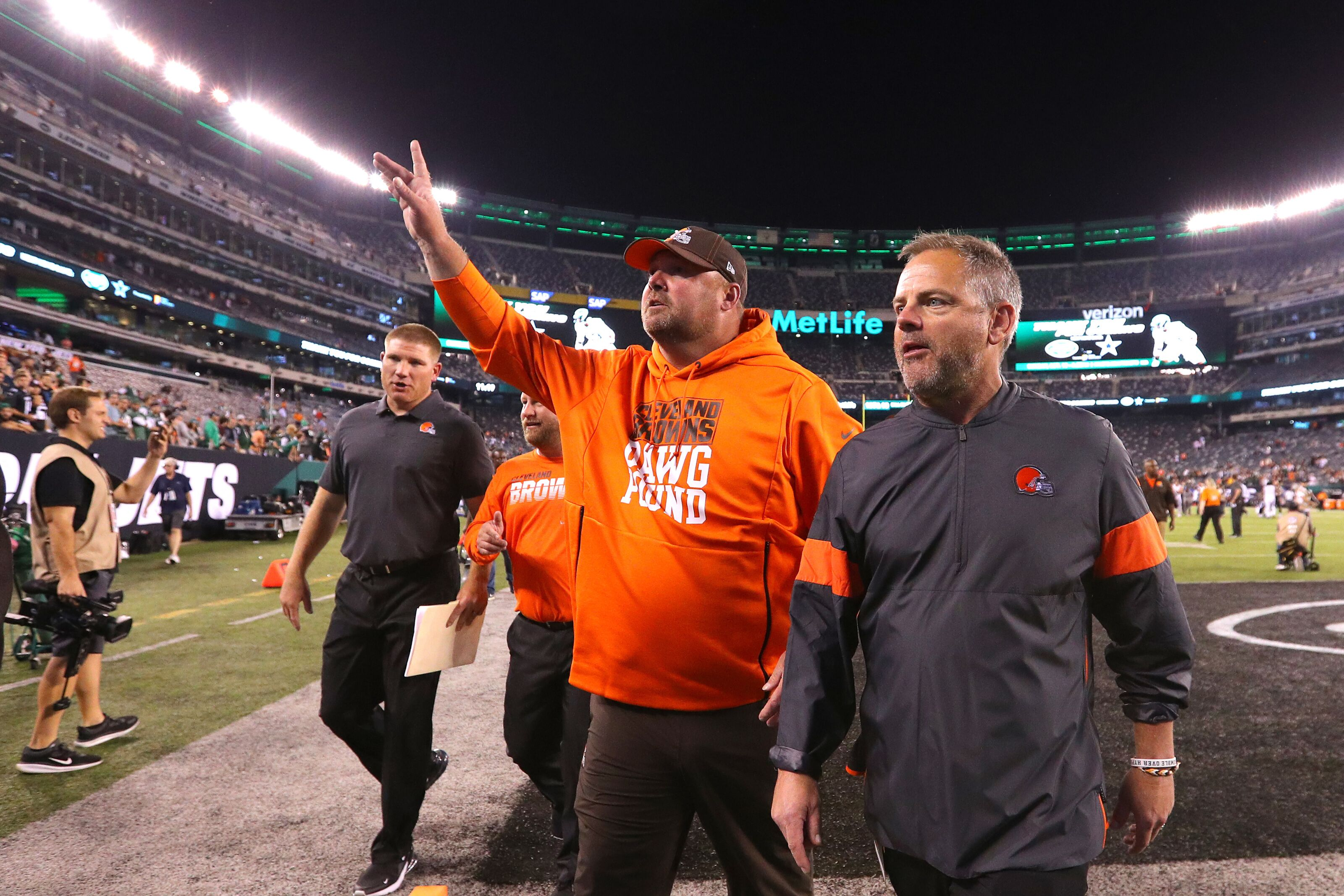 Freddie Kitchens admits biggest problem for the Cleveland Browns offense