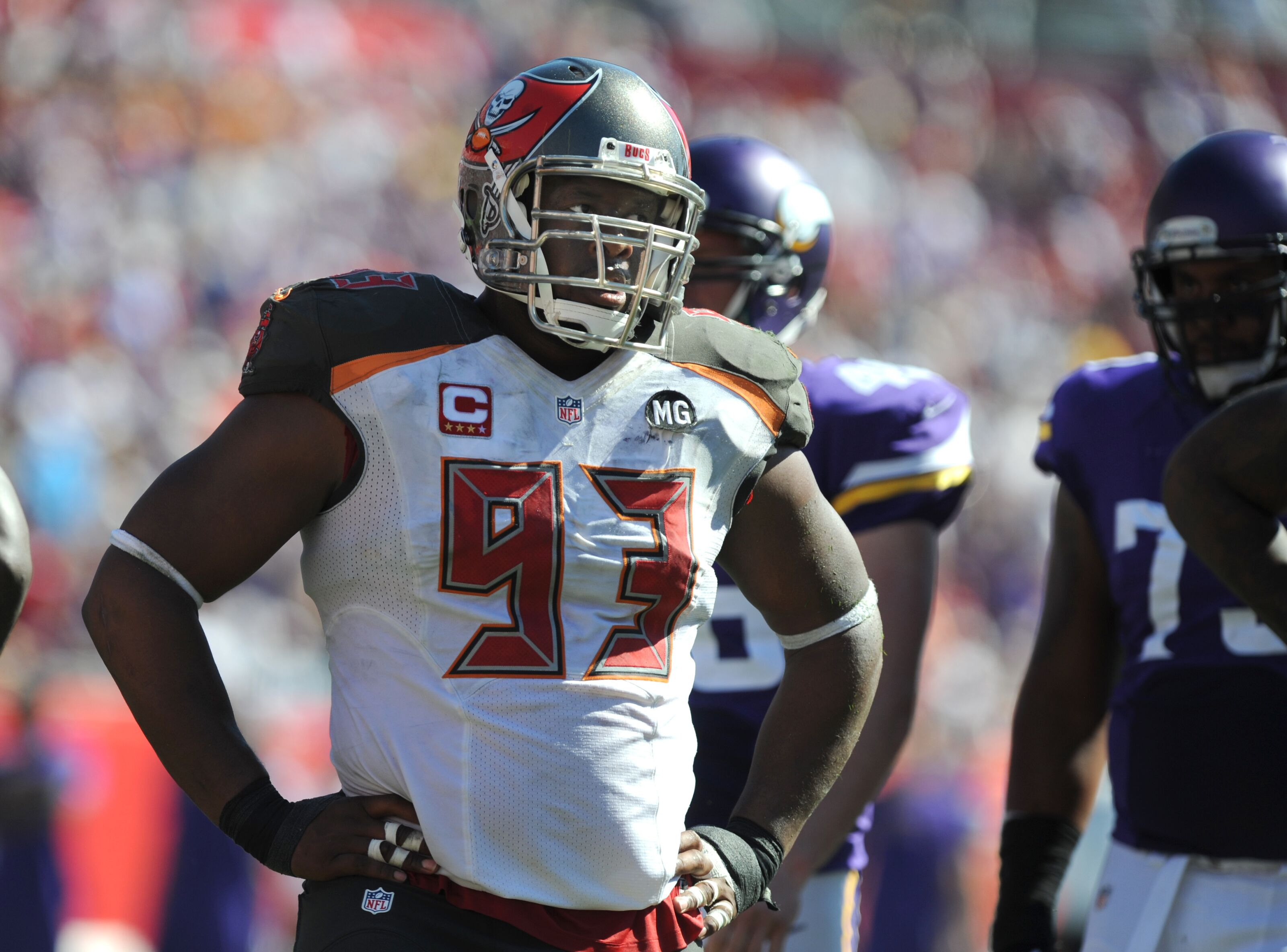 Gerald McCoy was intrigued by what the Cleveland Browns 'could be'