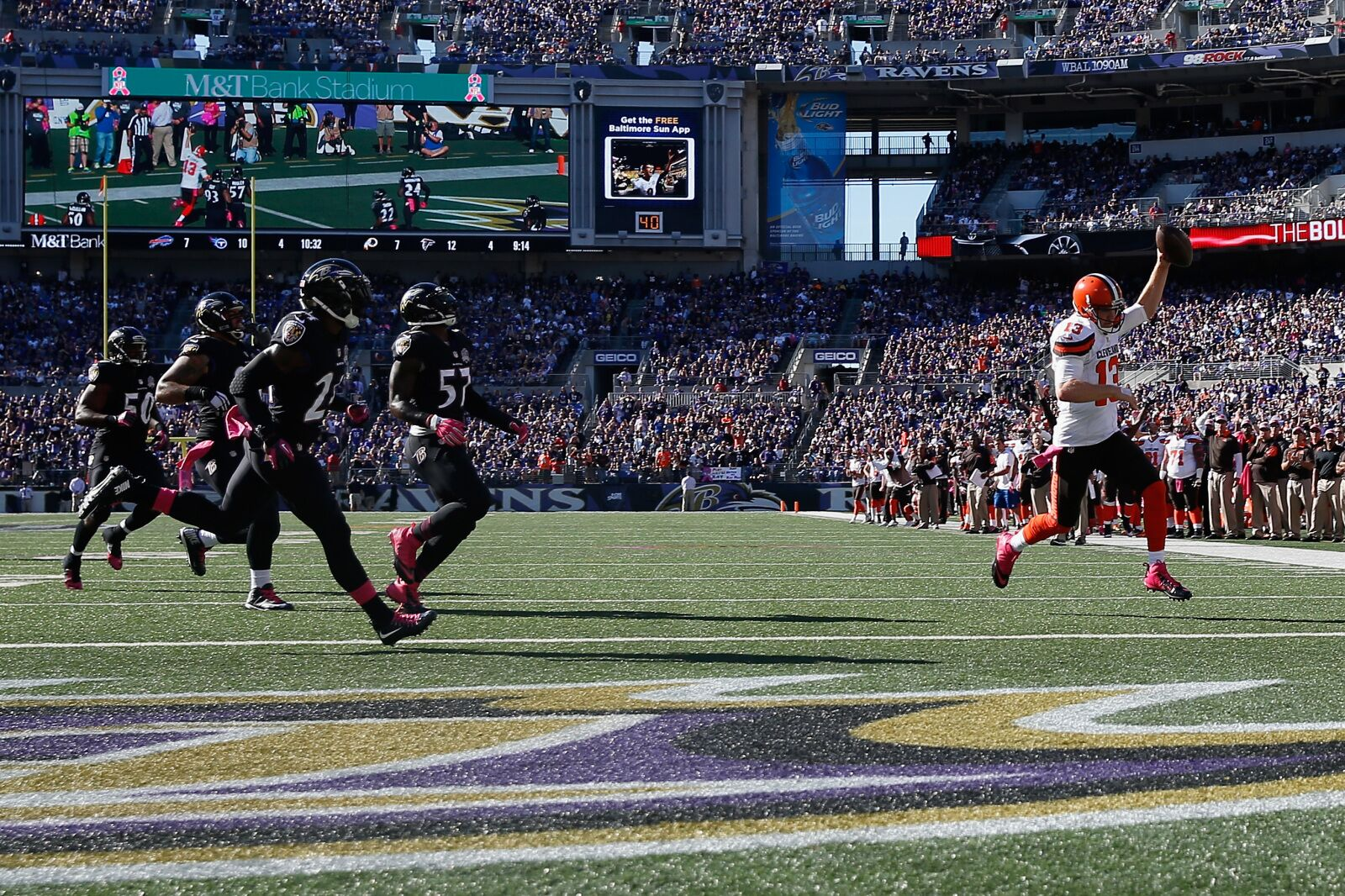 Josh McCown Retires: Here were his 3 best Cleveland Browns games
