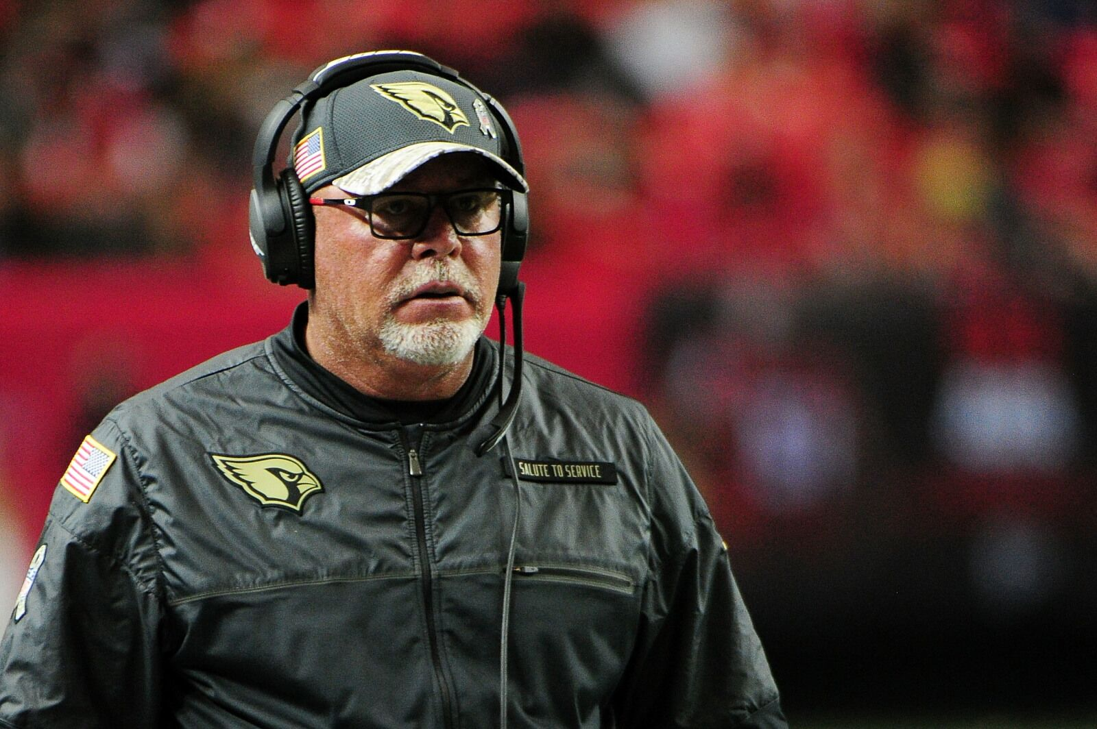 Cleveland Browns News: Bruce Arians still campaigning for HC job