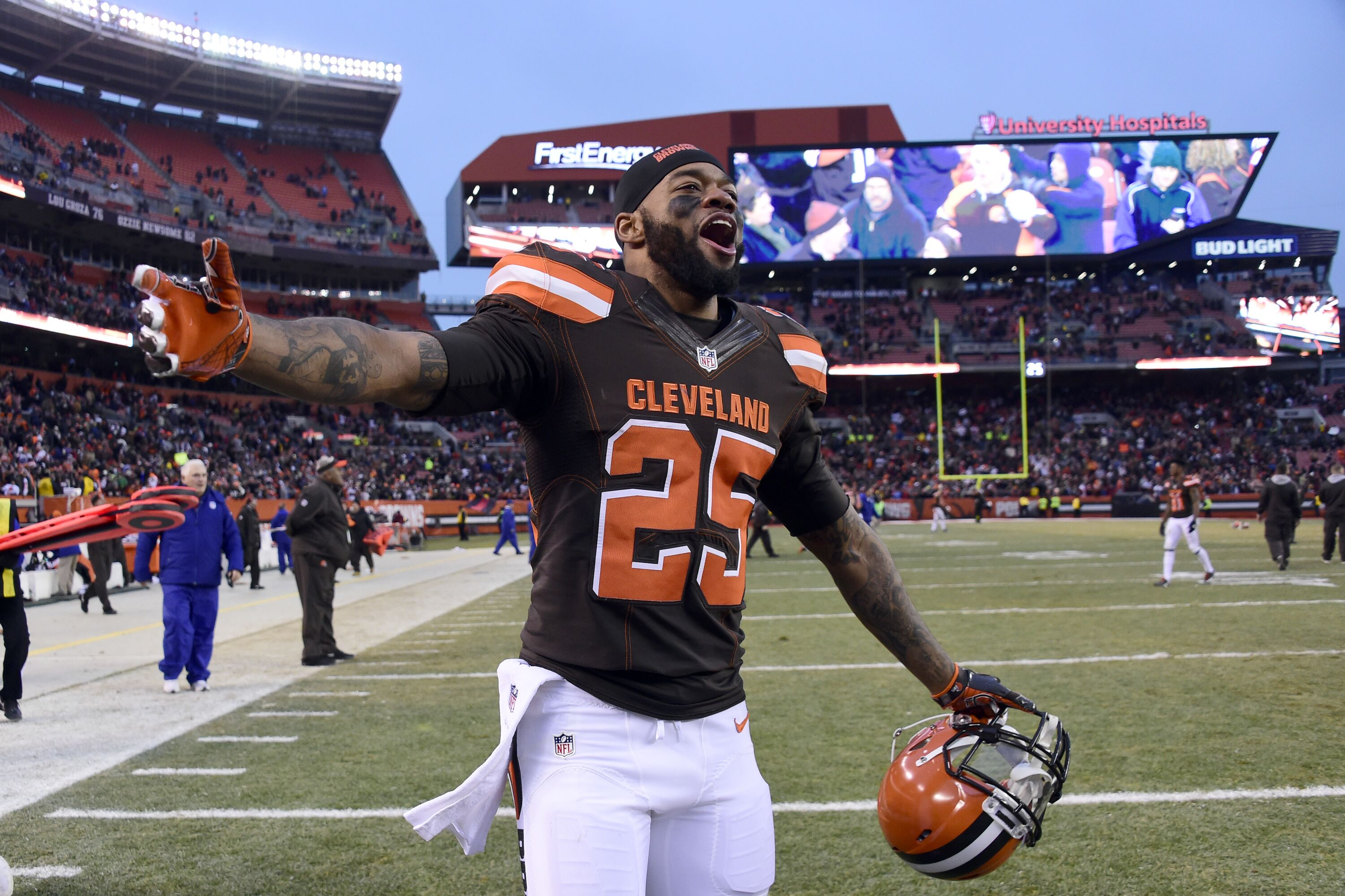 Cleveland Browns Experienced Players Who Could Get Cut In