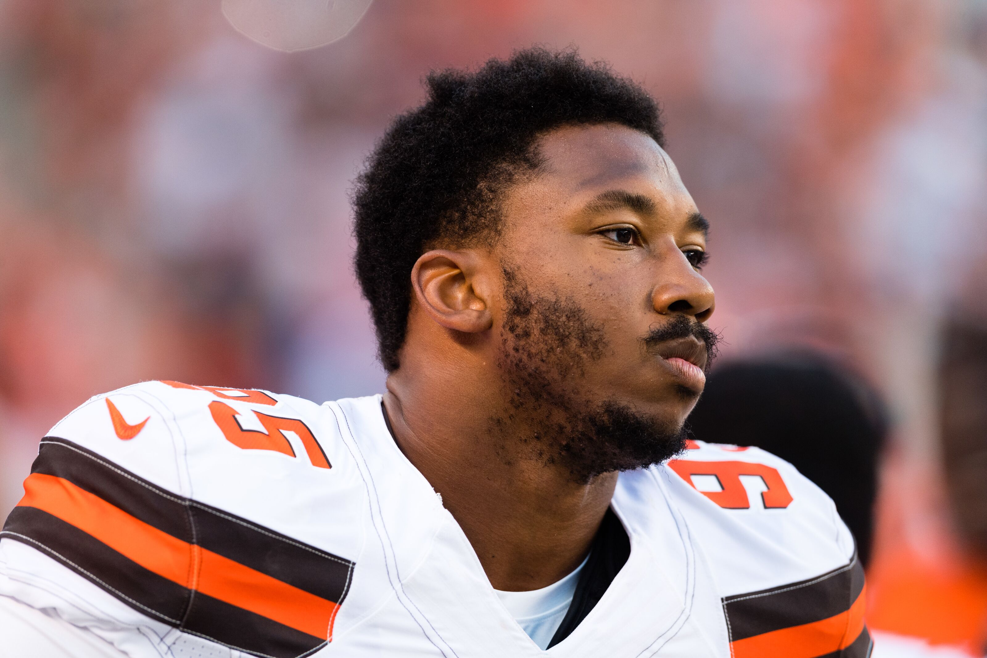 Cleveland Browns Myles Garrett criminally underrated in NFL Top 100