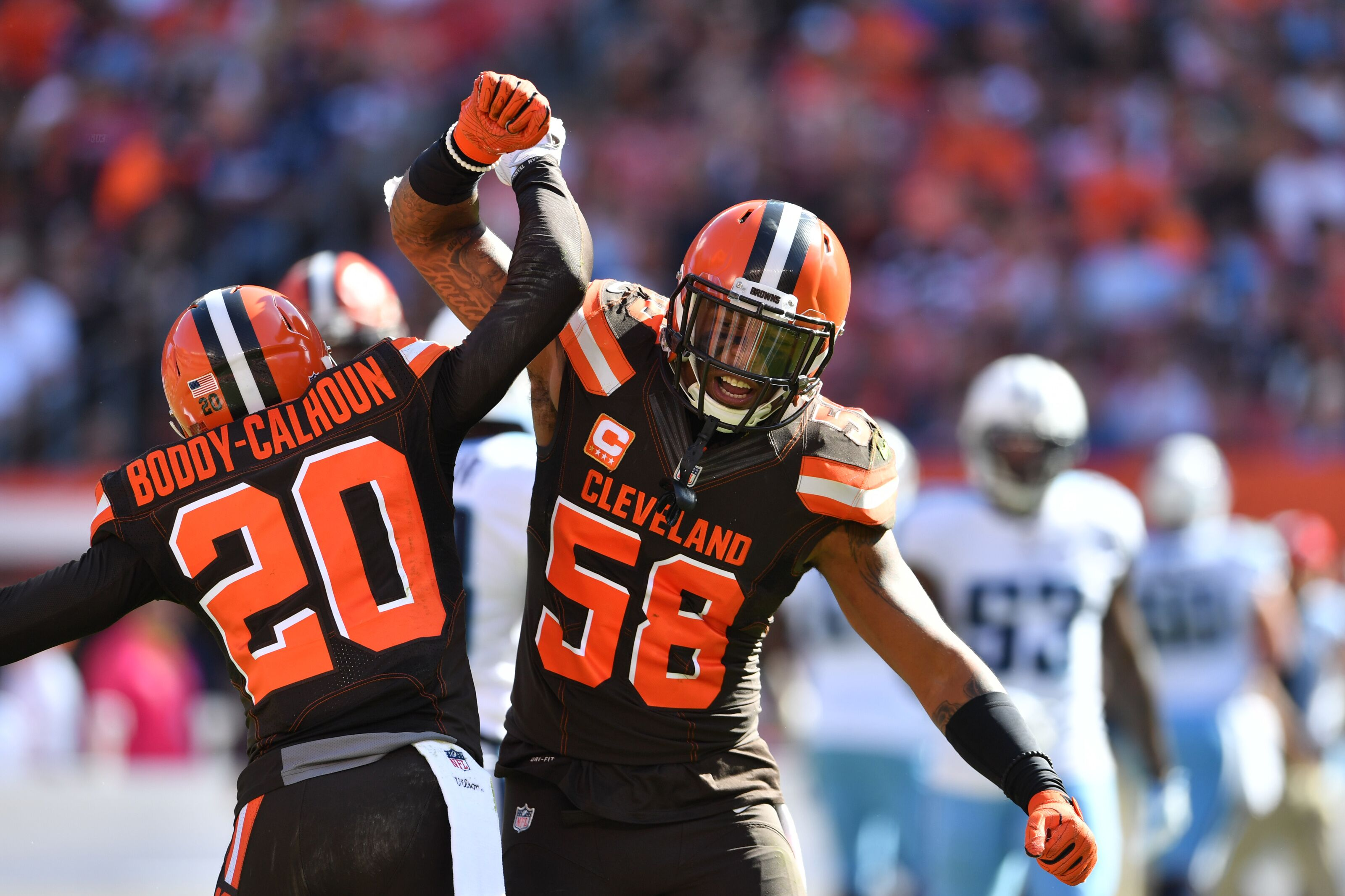 Cleveland Browns: What happens to Briean Boddy-Calhoun now?