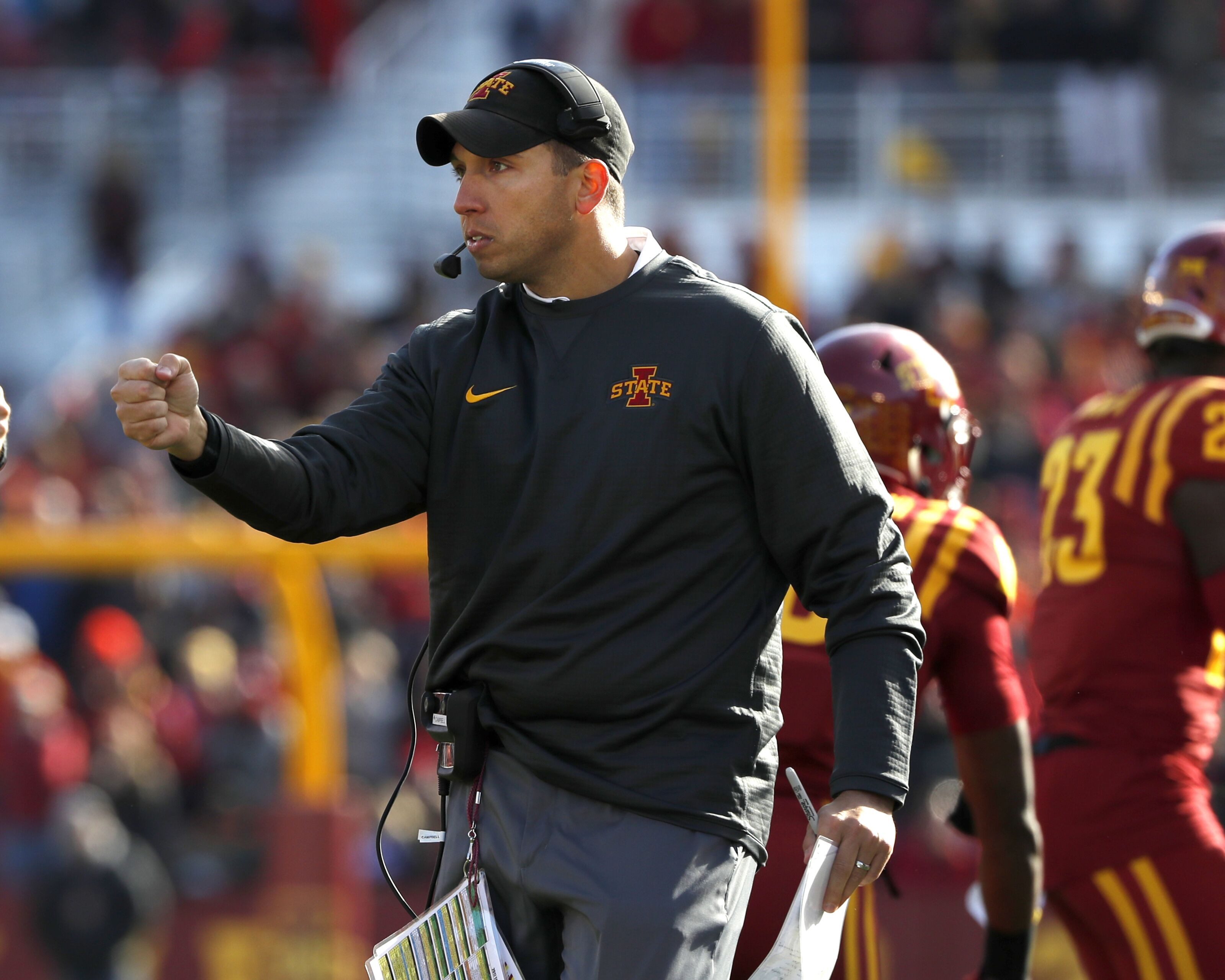 Potential candidates if the Cleveland Browns make head coaching change