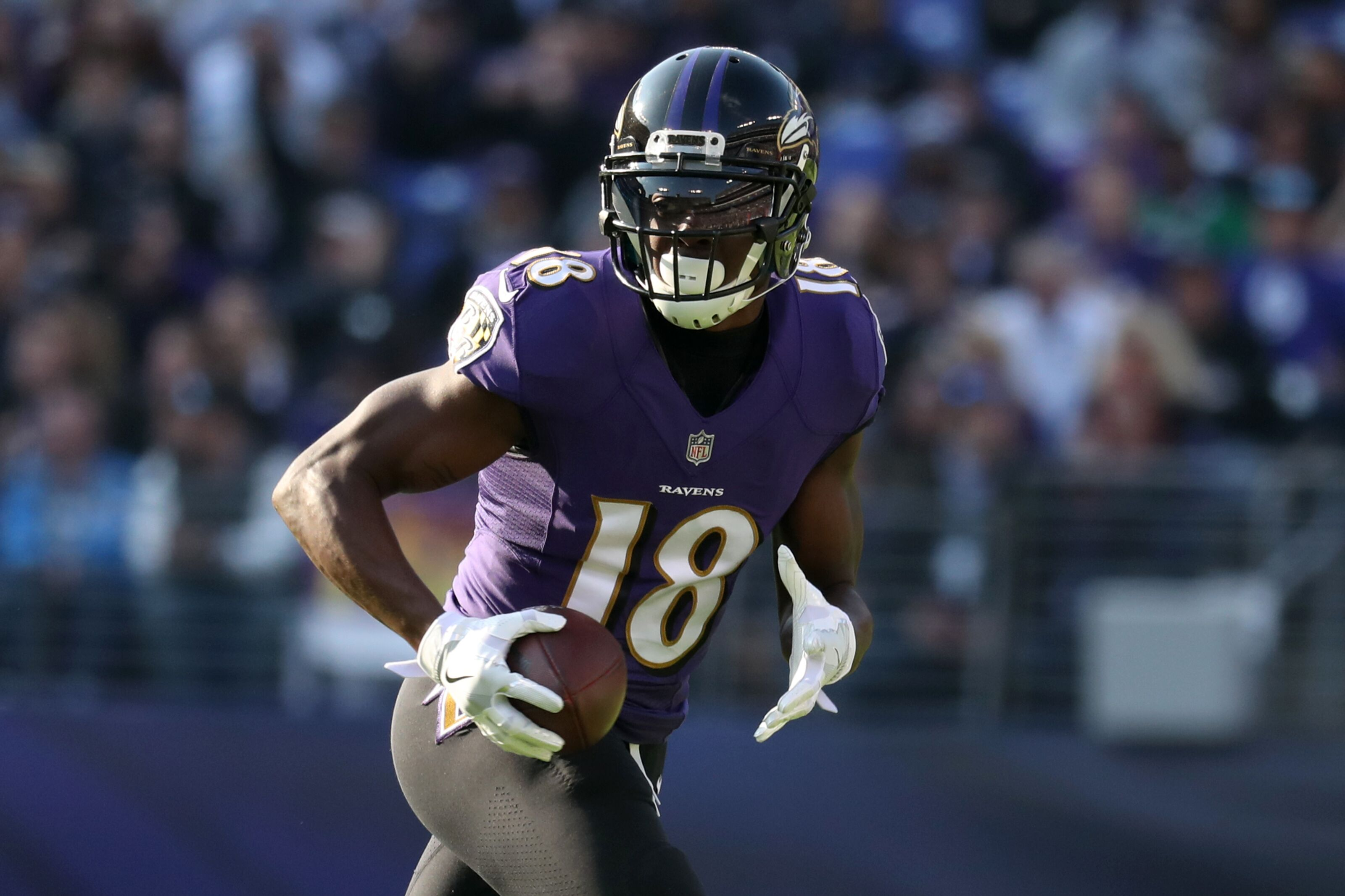 Jeremy Maclin could be an option for the Cleveland Browns