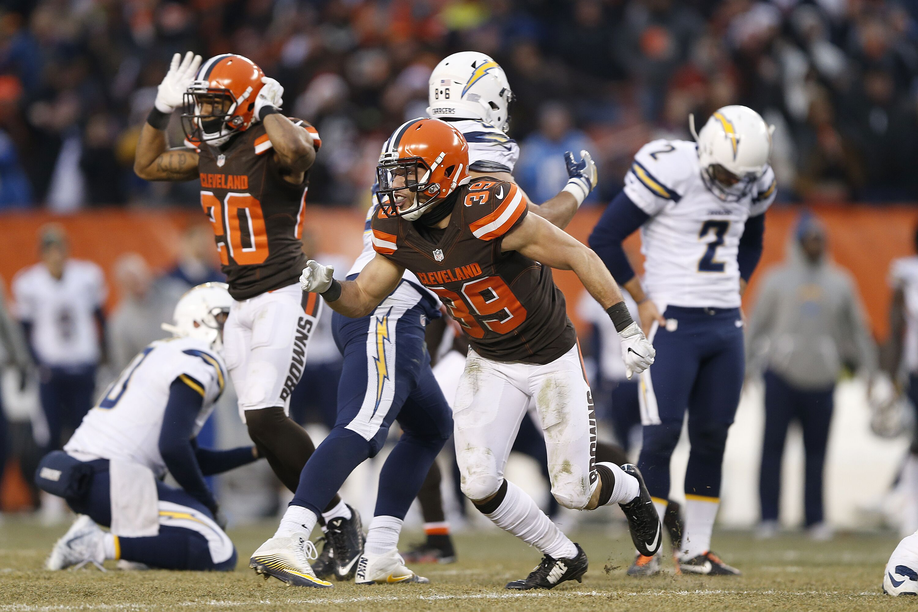Cleveland Browns Major Underdogs In Los Angeles