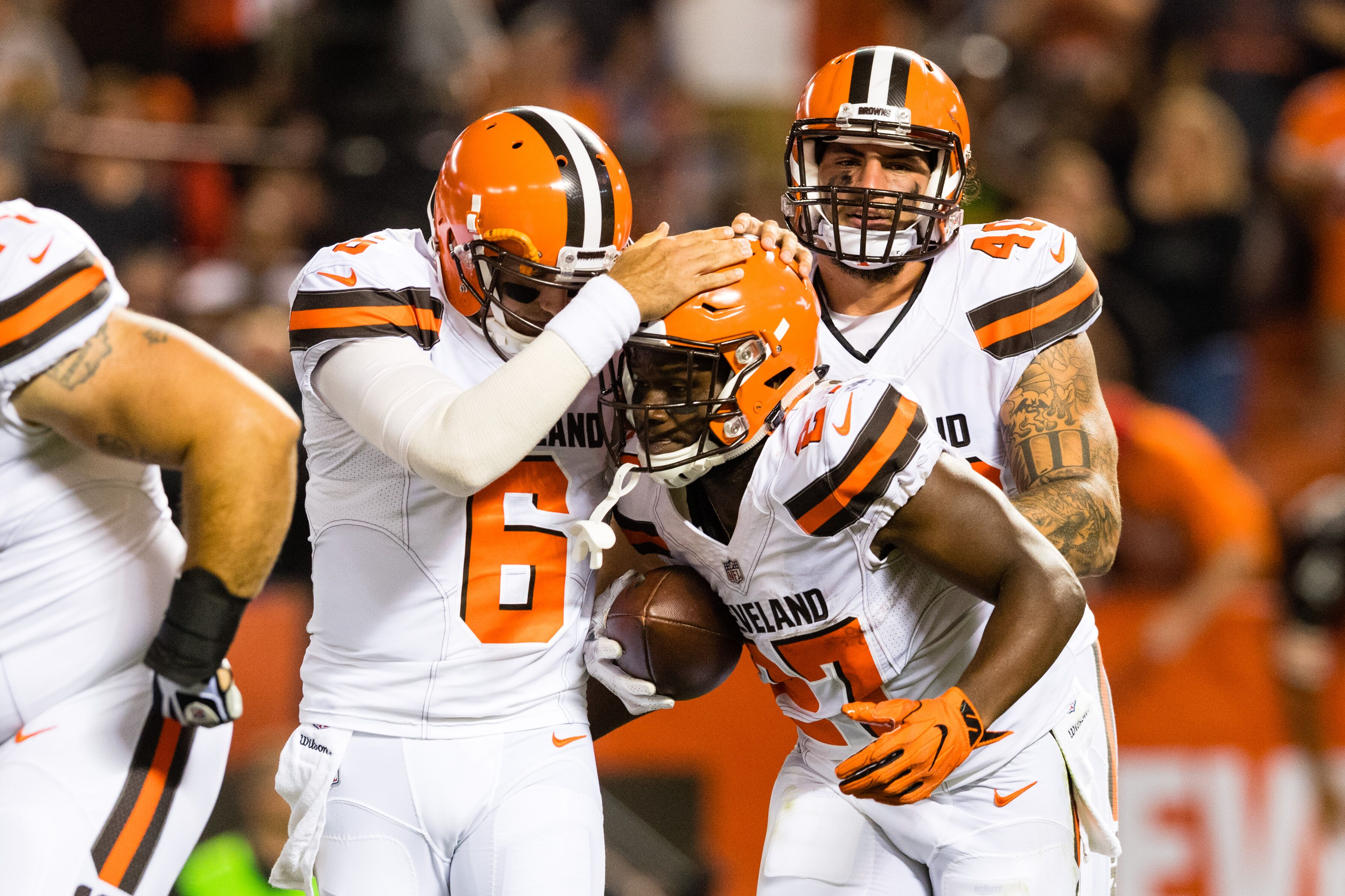 The Browns 2018 regularseason schedule is tough with matchups against the AFC West and NFC South We break down Clevelands schedule and try to find