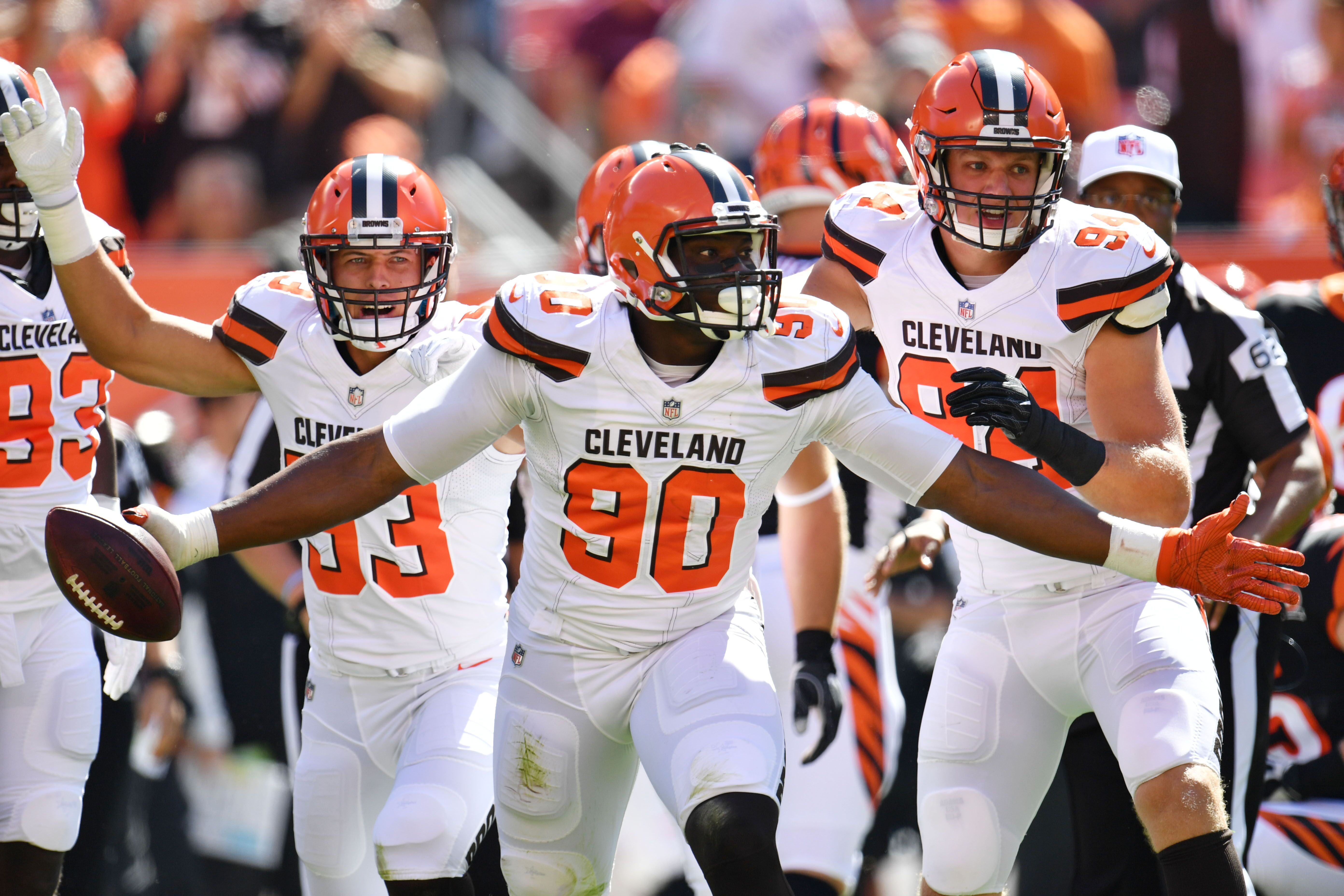 0bb4553d78b Is the Cleveland Browns defense one of the most talented in the league