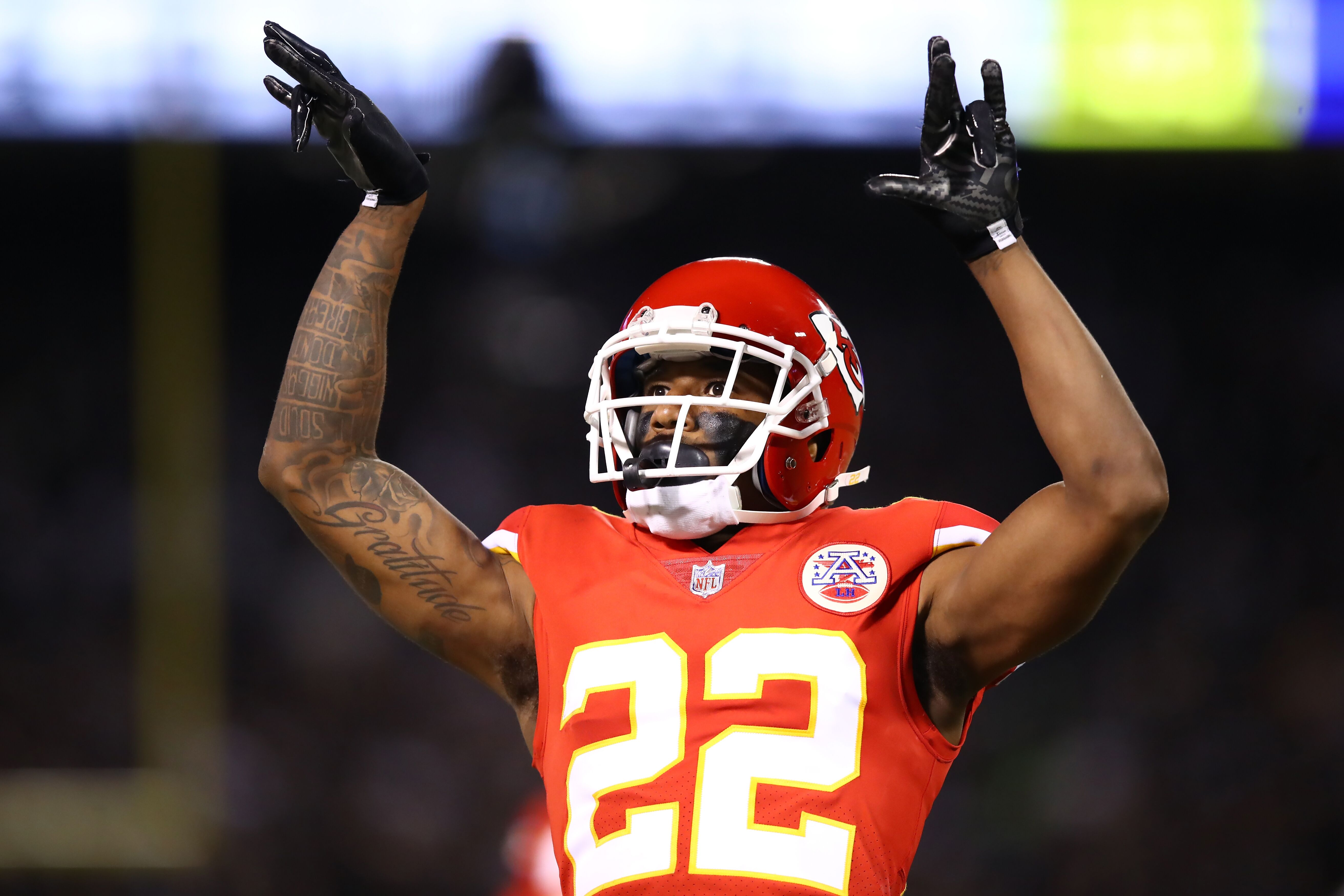 c338260dd9c Marcus Peters  Cleveland Browns should make a play for Chiefs cornerback
