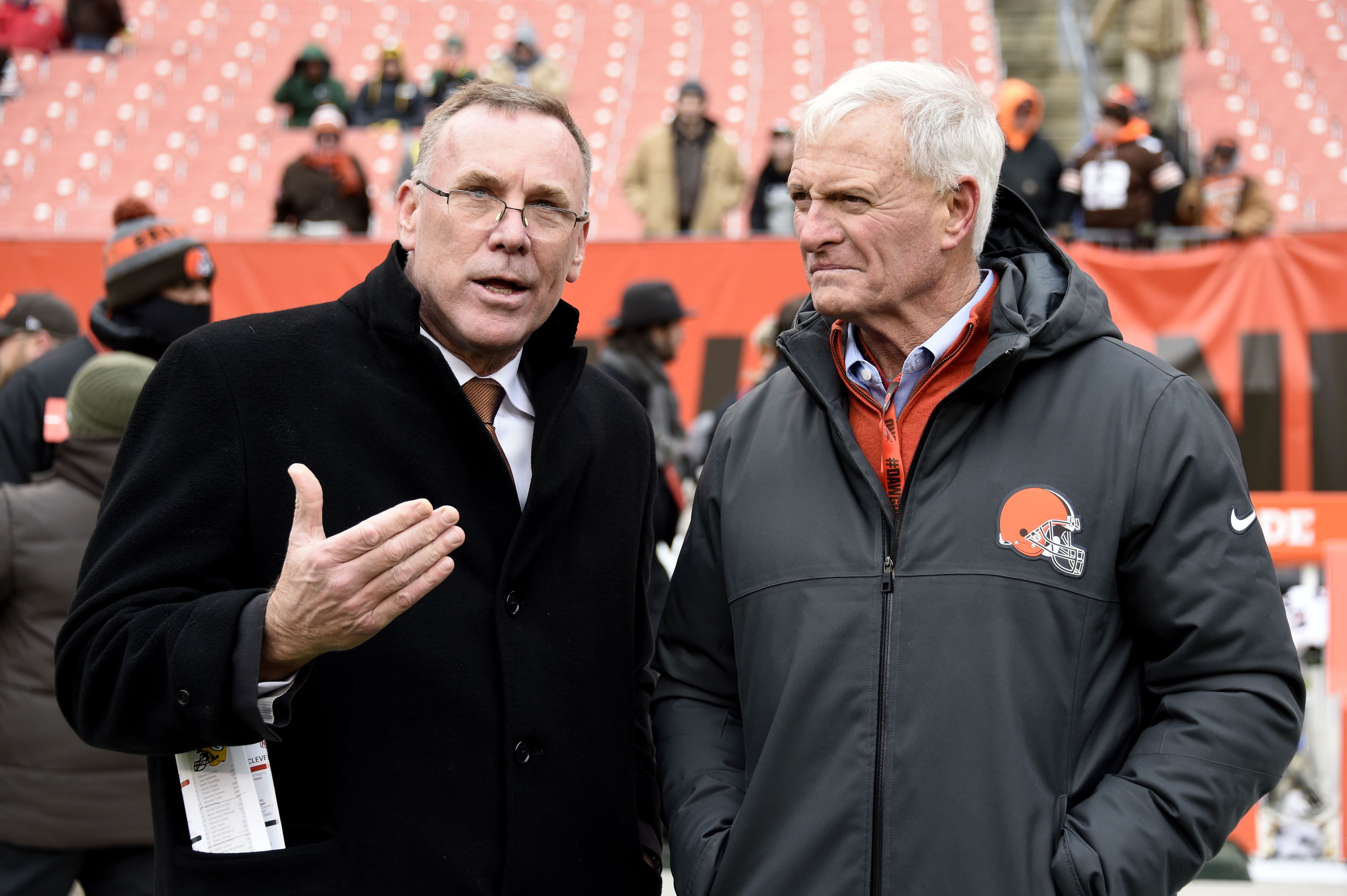 180e06754 Cleveland Browns News  Surprising person has influence in front office