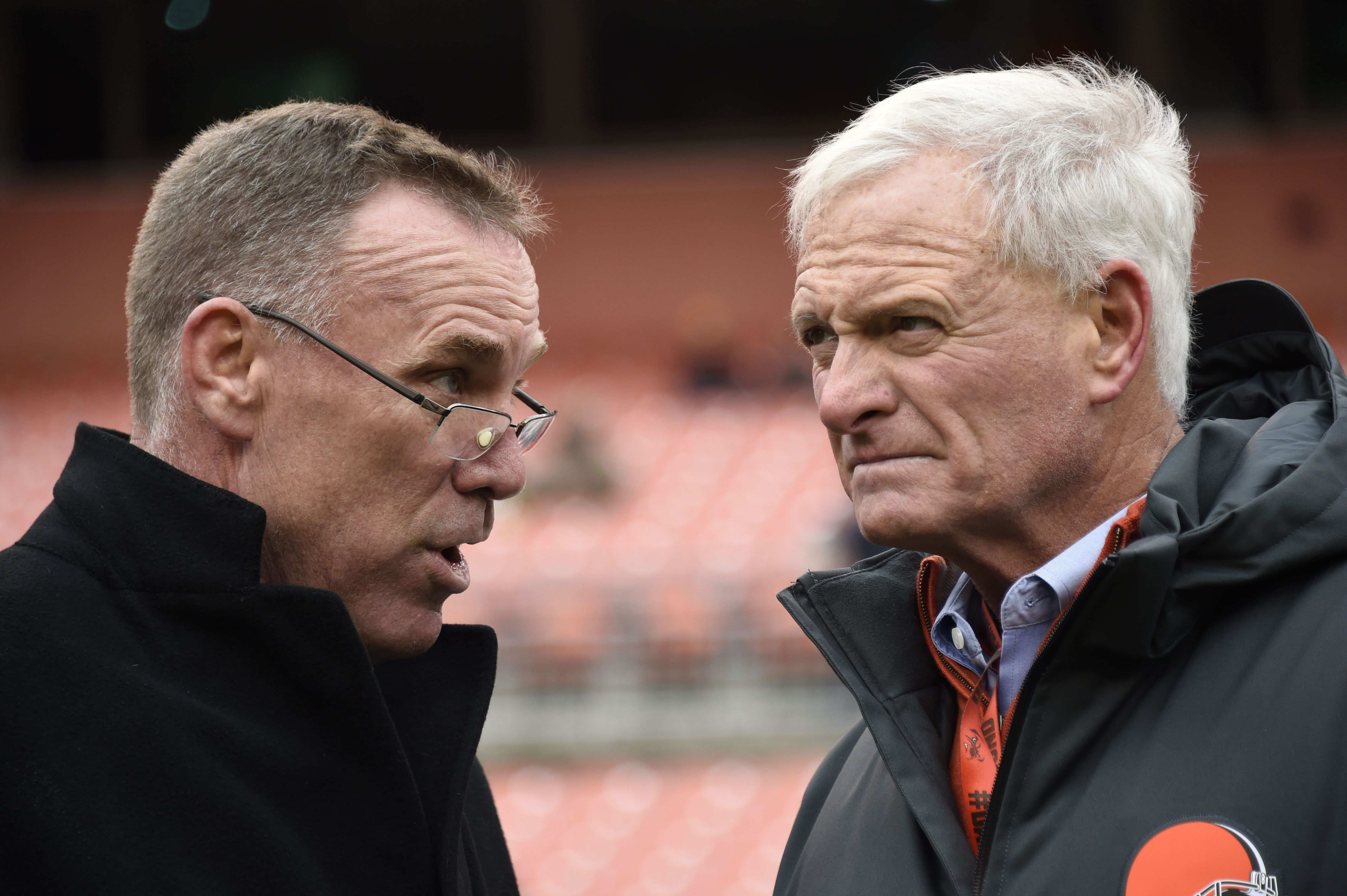 The Cleveland Browns are trying to buy their way to the Super Bowl