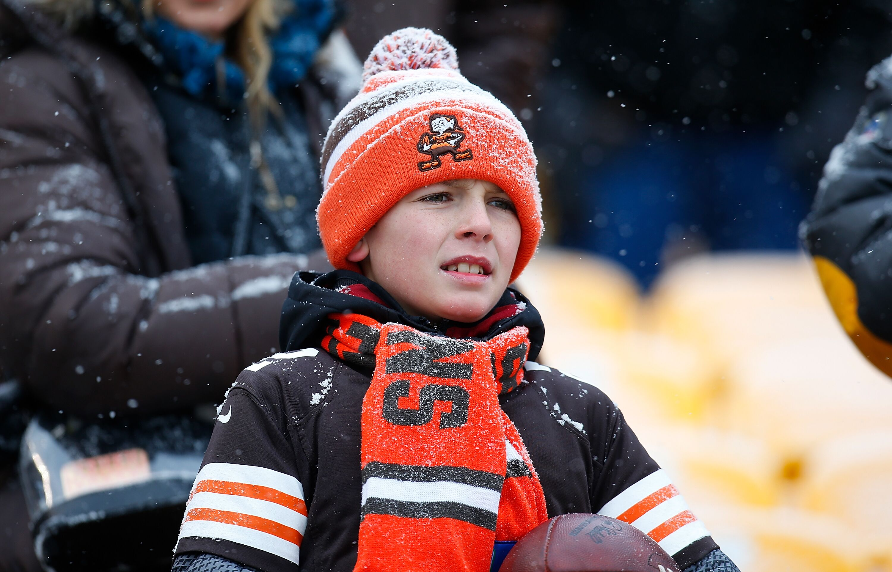 Cleveland Browns Poll Brownie The Elf Is Barely Favored As