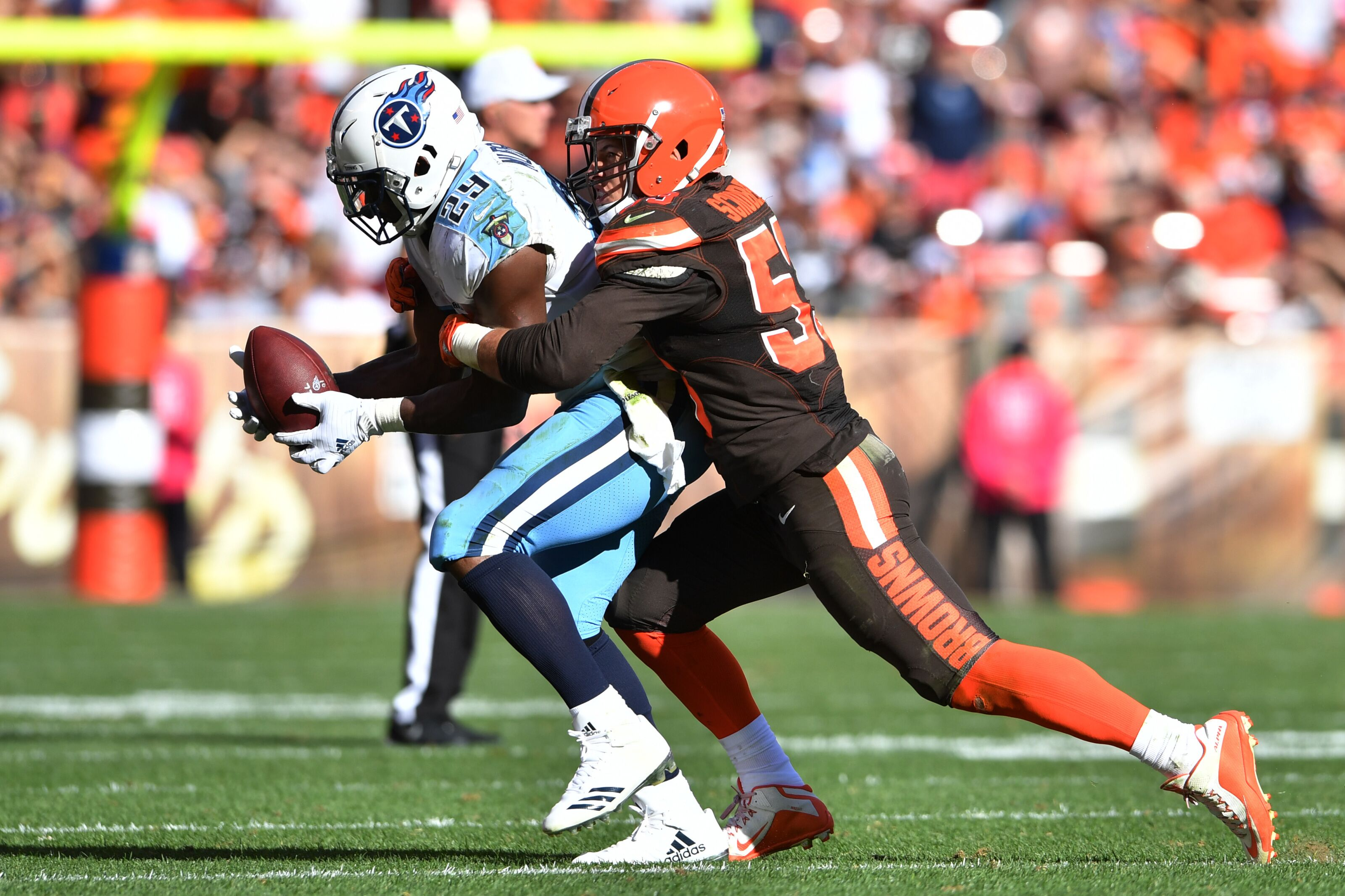 Cleveland Browns will host Tennessee Titans in 2019 season opener