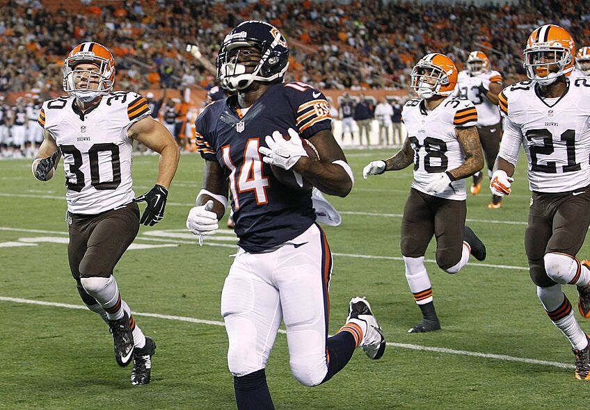 Chicago Bears Lose 33-13 In Pre-Season Finale e042be804