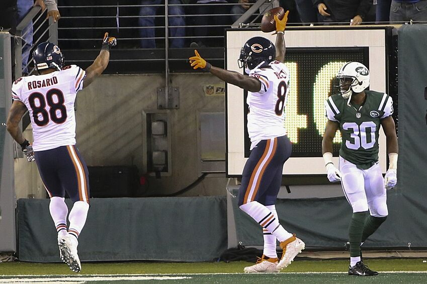 Chicago Bears Grit Out 27-19 Victory Over New York Jets 3645f1291