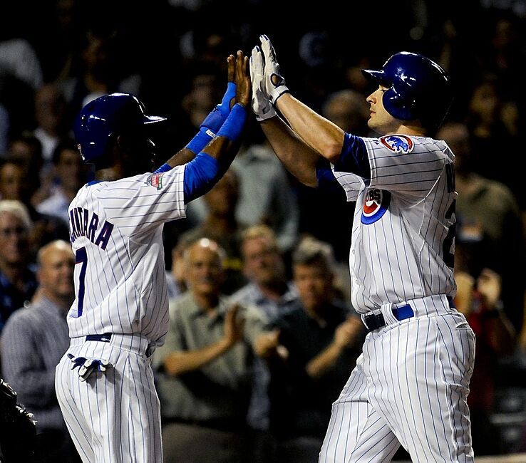 Chicago Cubs Trade Justin Ruggiano To Seattle Mariners
