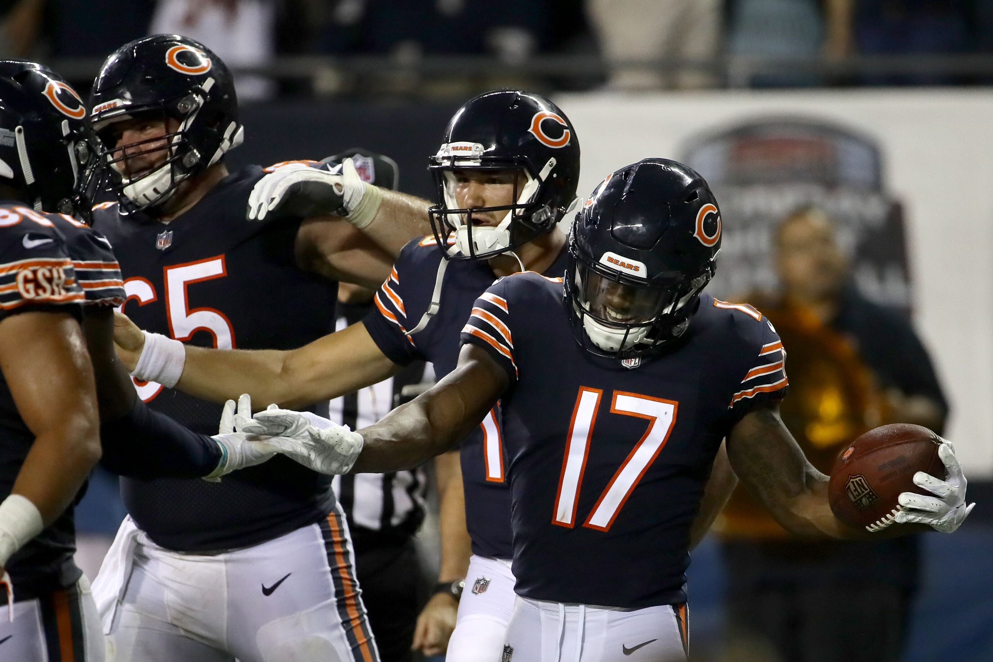 Chicago Bears: Grading 2018 rookie class after Year 1