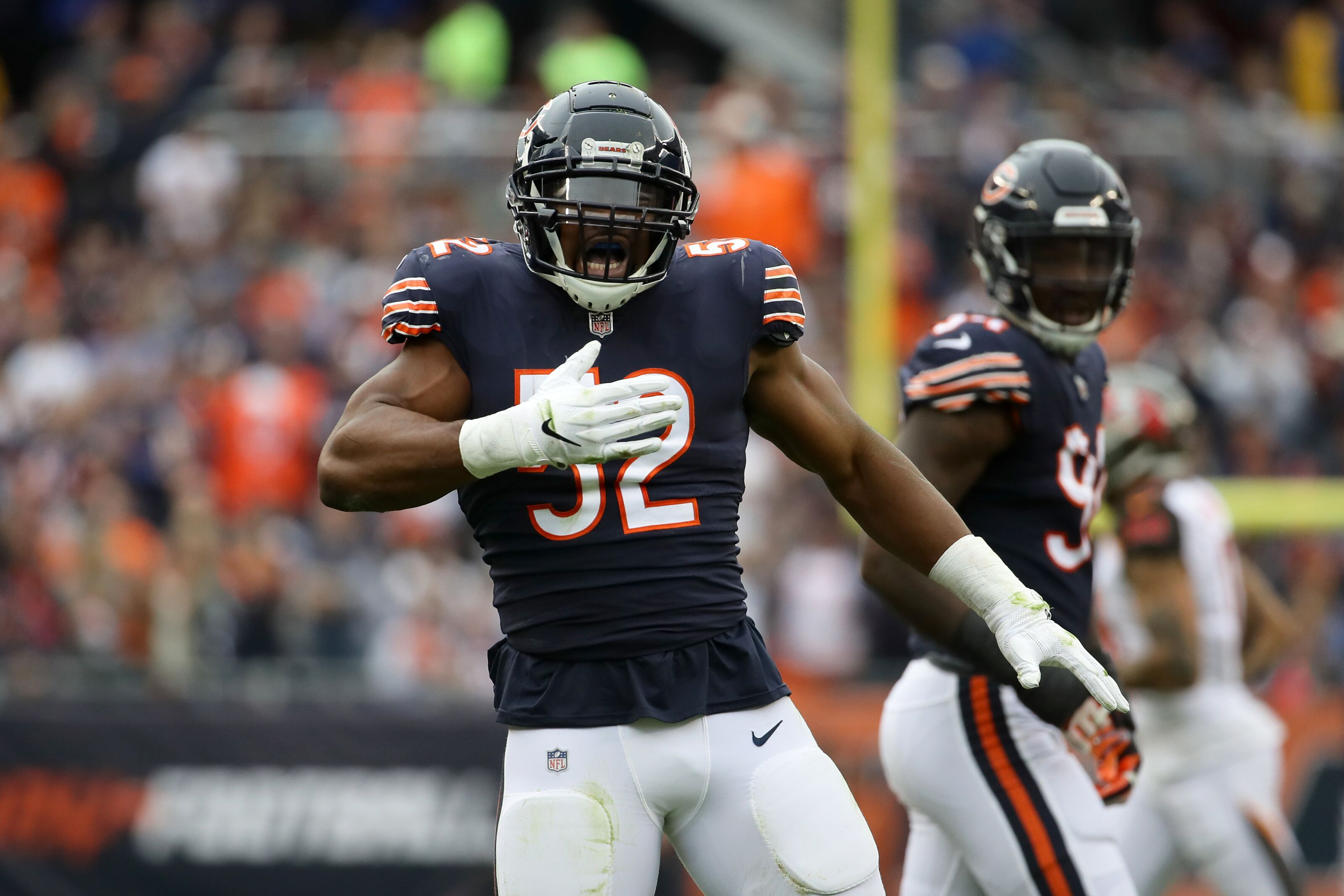 Chicago Bears: Key to victory against Dolphins is simple