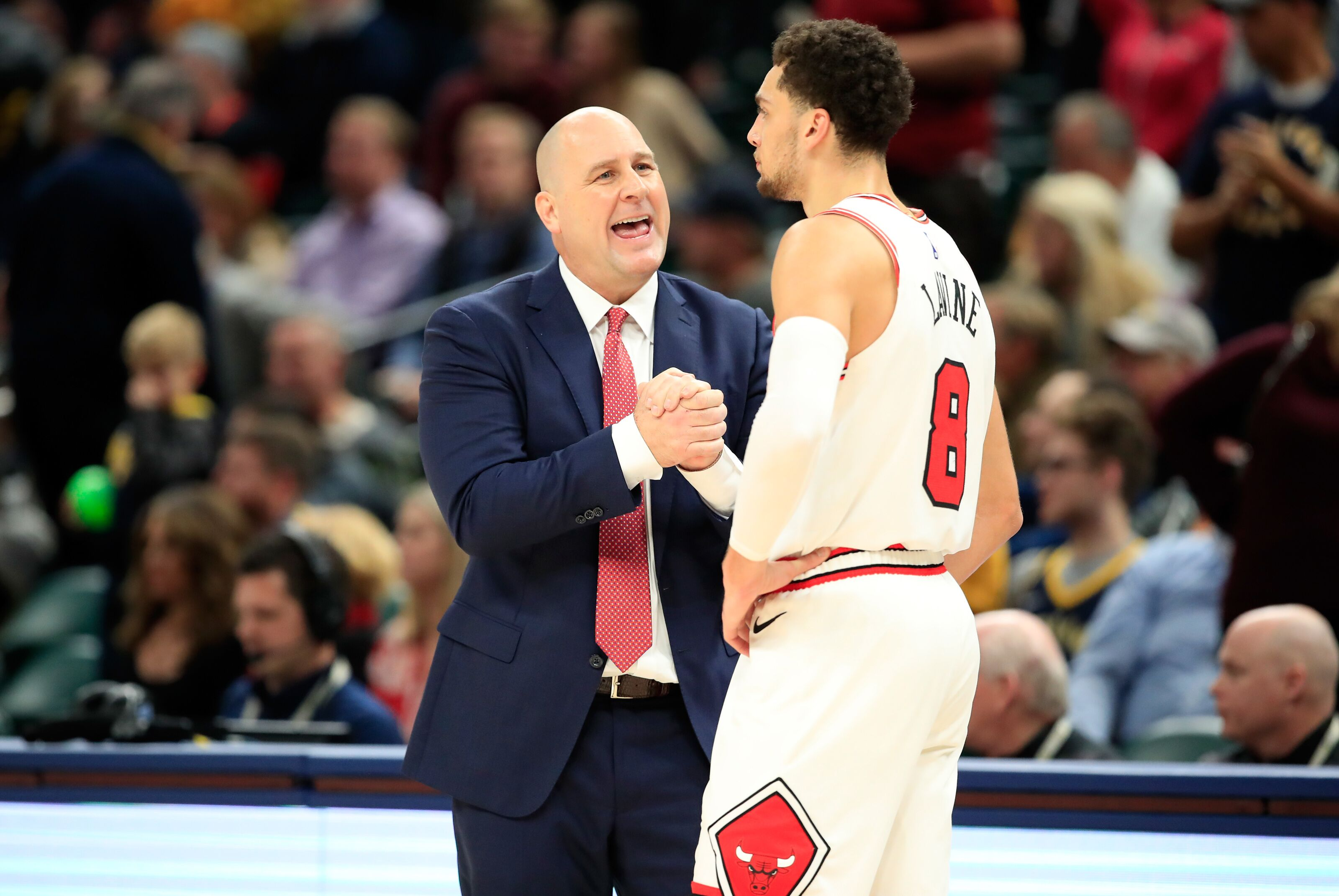 The Chicago Bulls don't even believe in their own rebuild