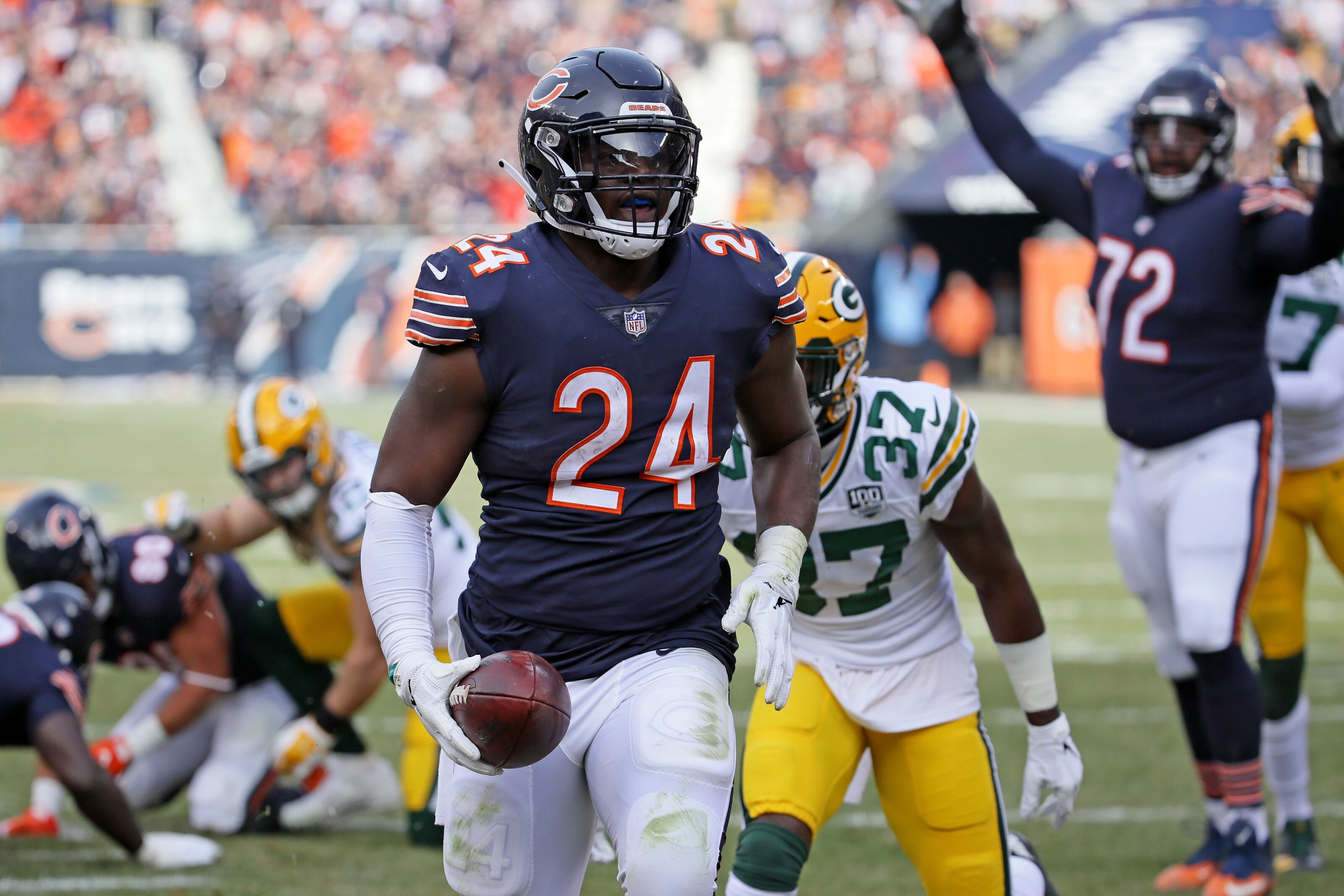 0a386db95e1 Chicago Bears: Teams that could trade for Jordan Howard