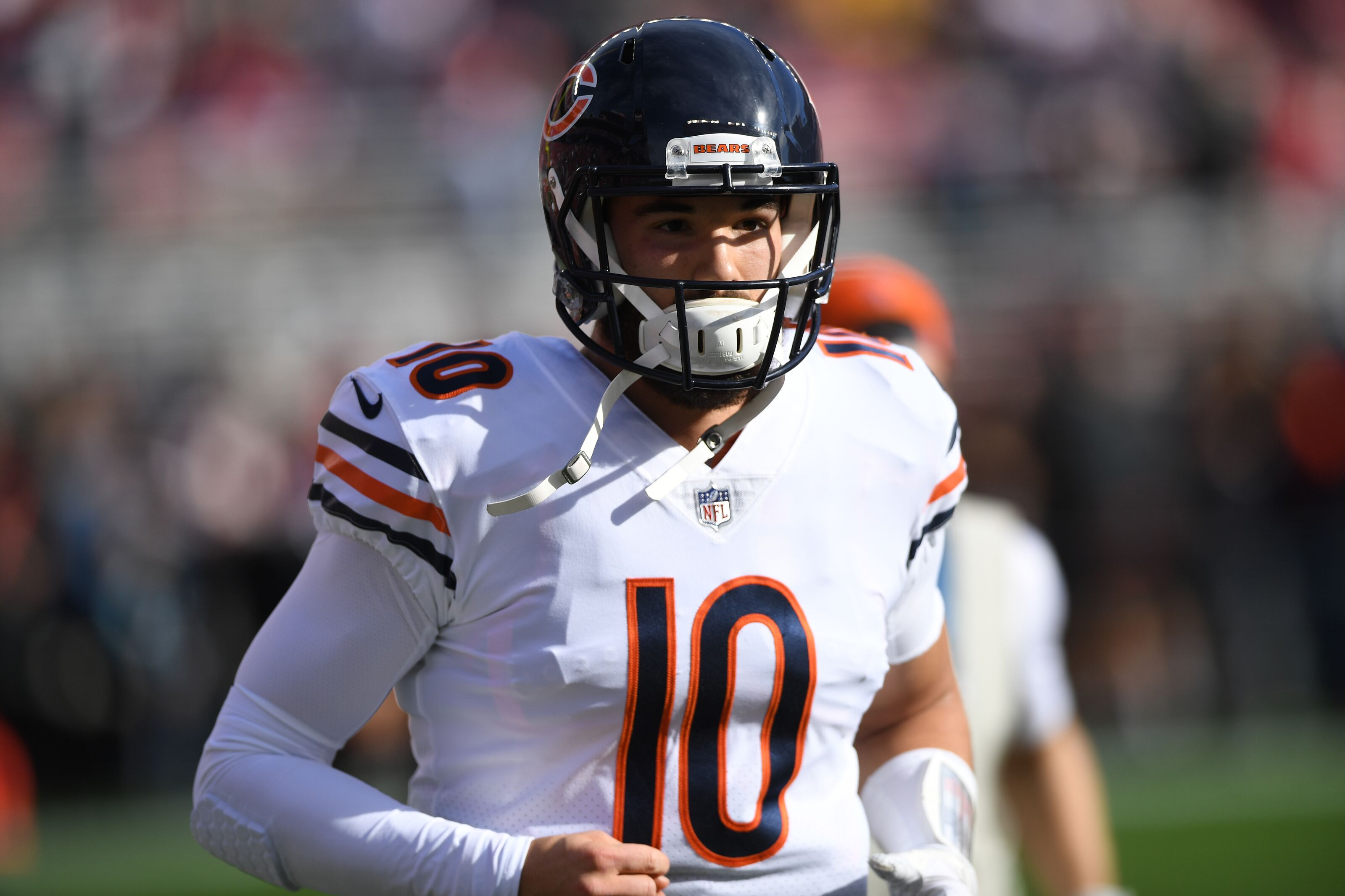 Chicago Bears: Who fans really want Mitchell Trubisky to be