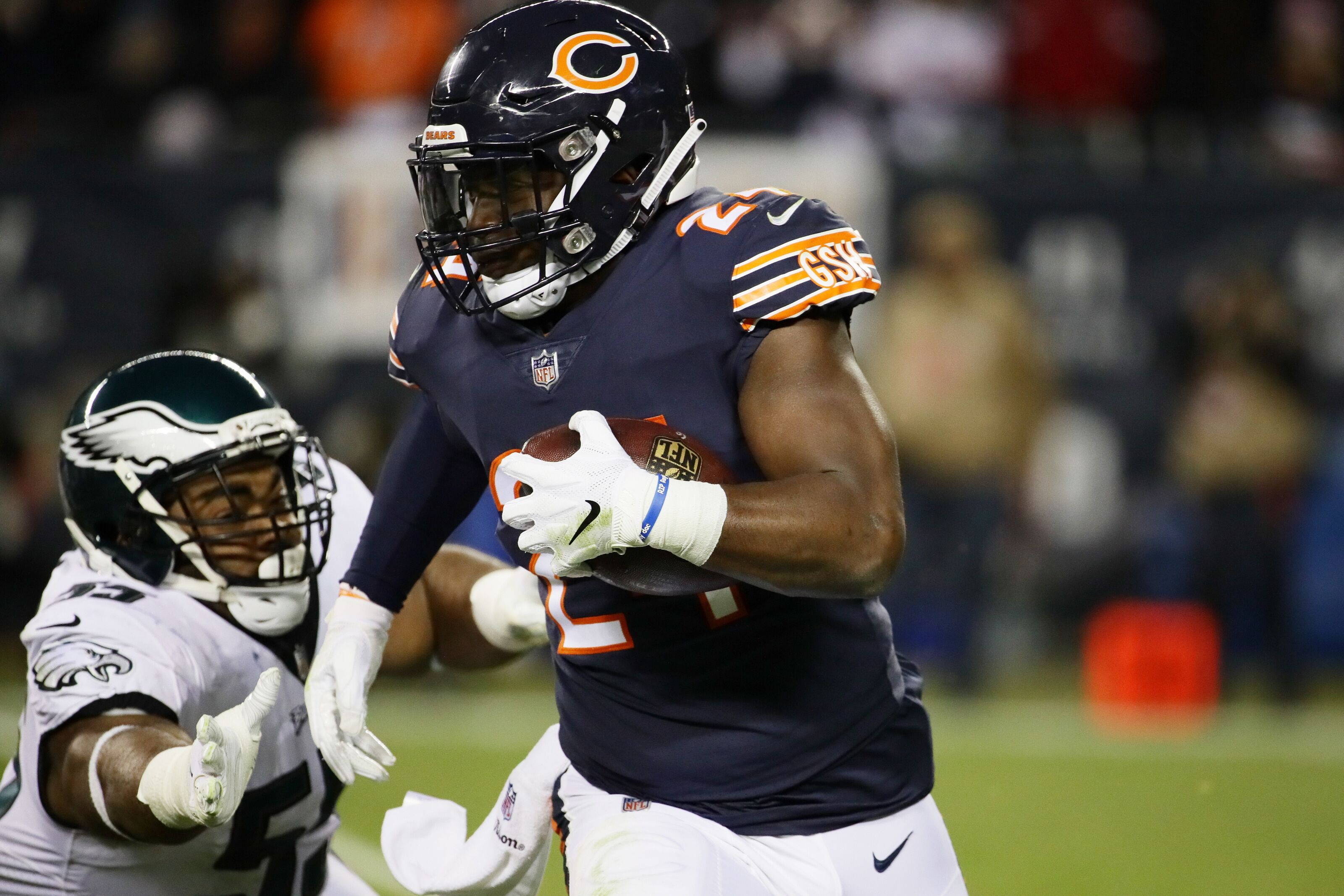 43f502c5bd7 Chicago Bears: Jordan Howard traded to Philadelphia Eagles for pick