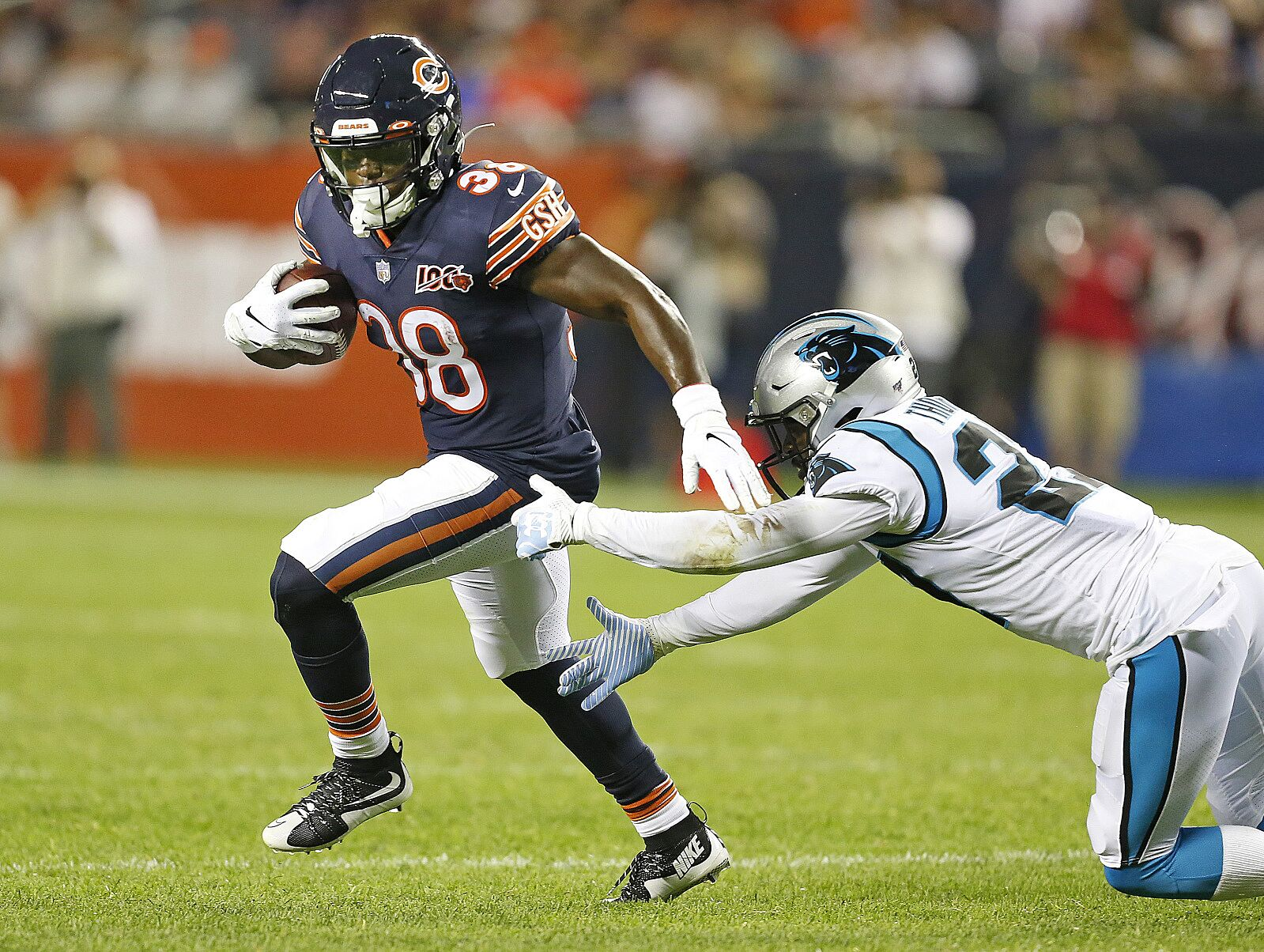 buy popular f38cf 799ac Chicago Bears: 4 players who deserve to make the roster - Page 5