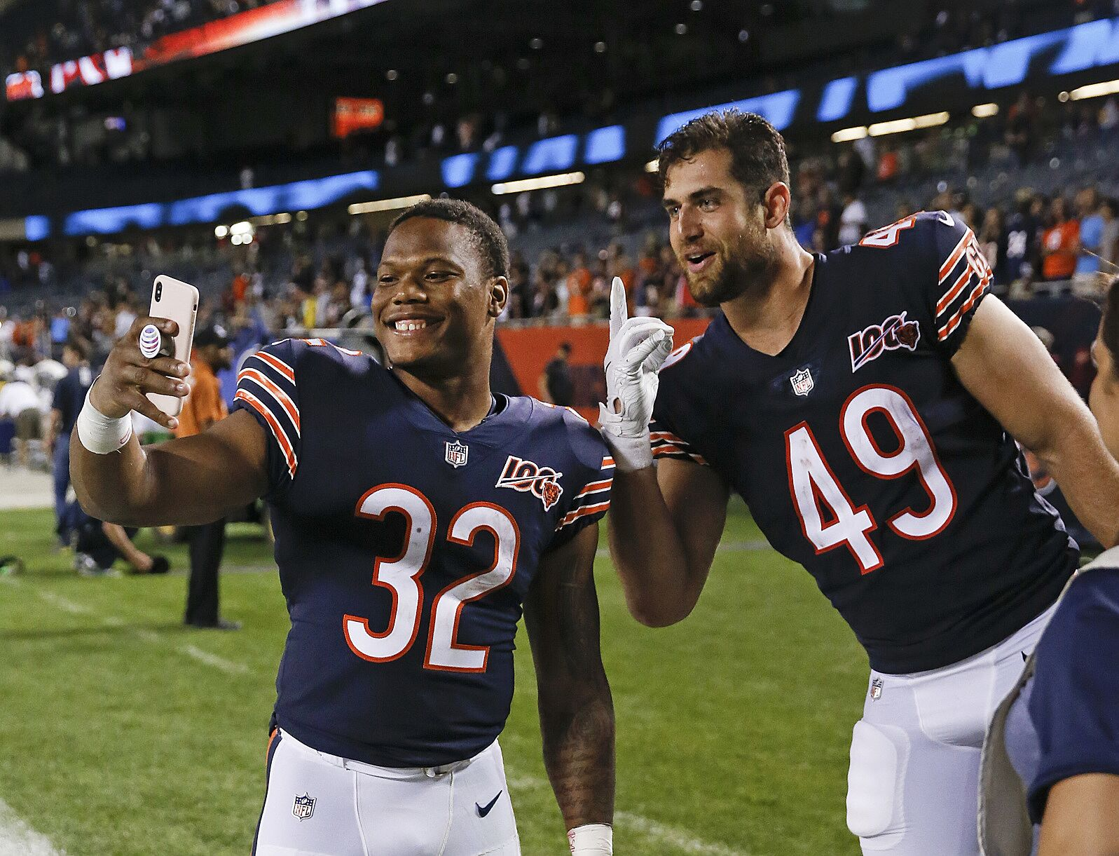 best service feac8 38088 Chicago Bears: Position battles to watch against Giants - Page 2