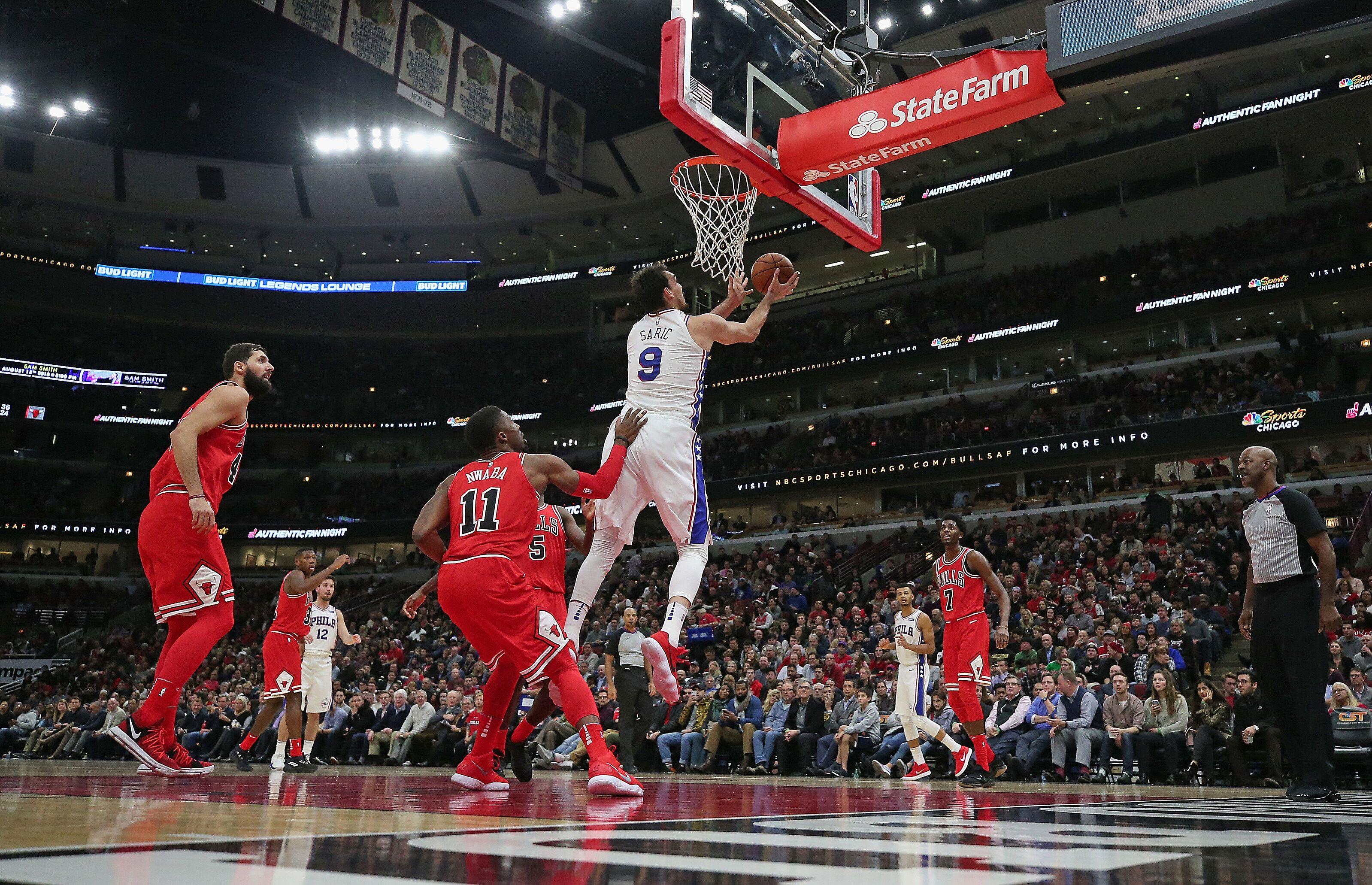 Chicago Bulls Philadelphia 76ers