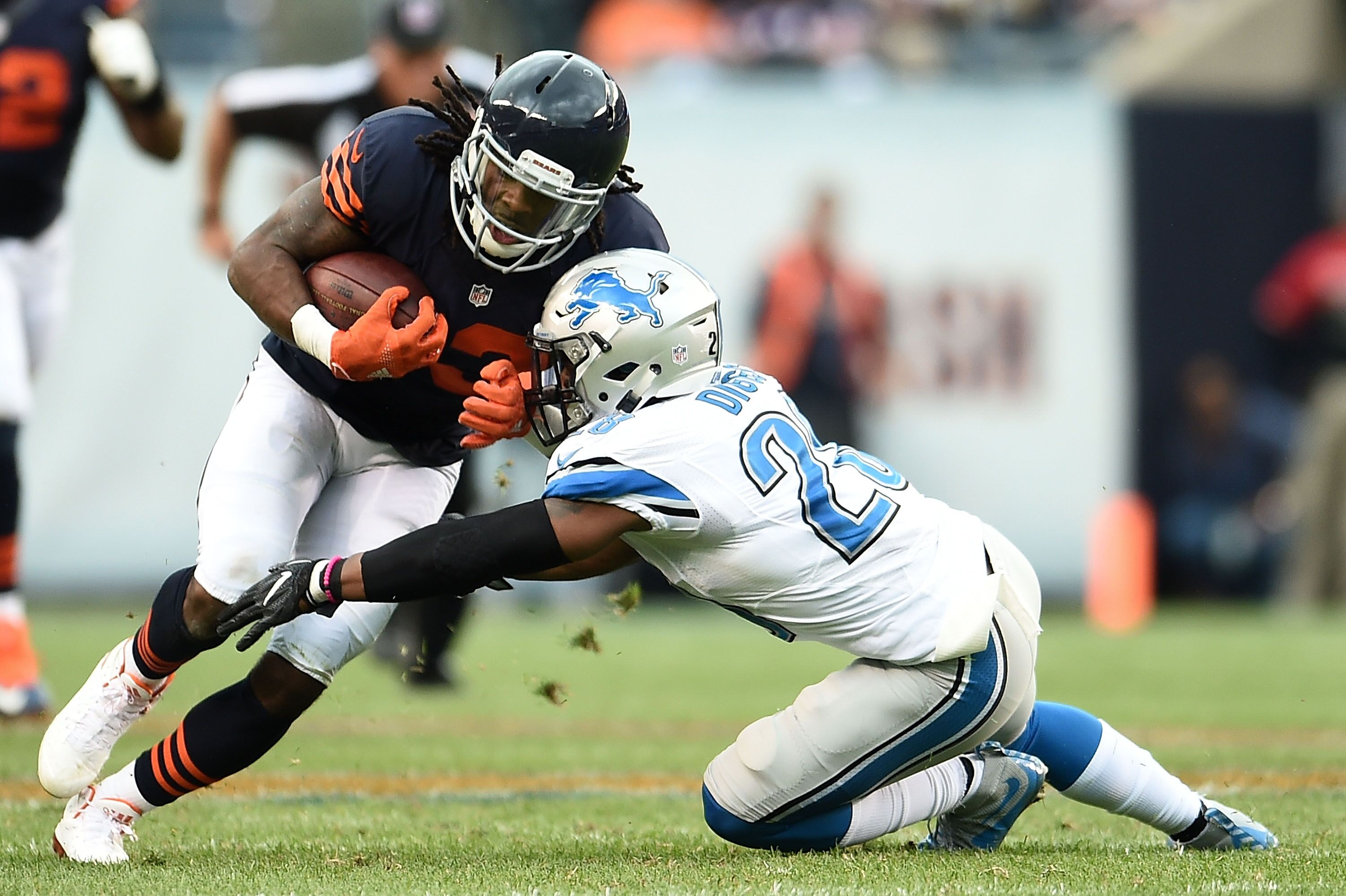 Chicago Bears general manager Ryan Pace used his first-ever NFL draft pick  on a talented wide receiver in Kevin White. After three seasons ending in  ... 397aaa78a