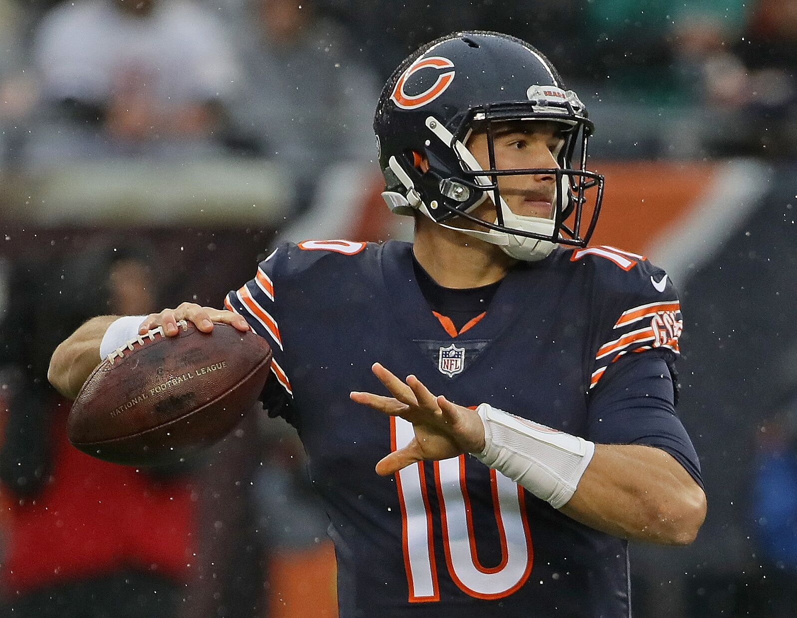 f44cfca8ef61f0 The Chicago Bears have done absolutely everything possible to build around  quarterback Mitch Trubisky. Here is why it will pay off immediately.