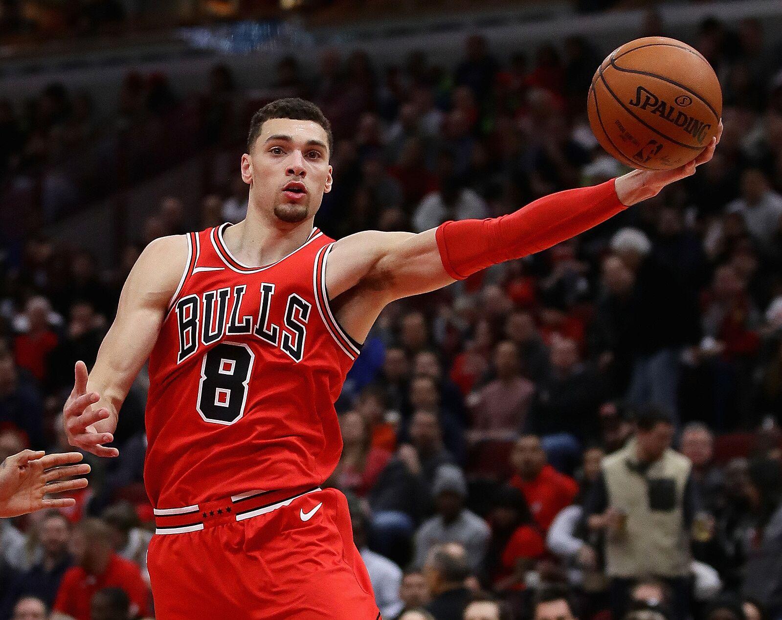 low priced 9d063 f65e6 Chicago Bulls: 5 bold predictions for Zach LaVine in 2018-2019