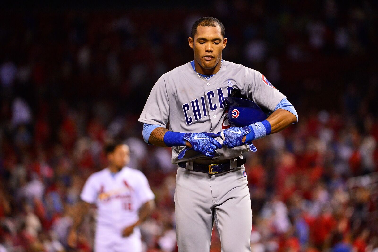 Chicago Cubs: Addison Russell apologizes; sort of