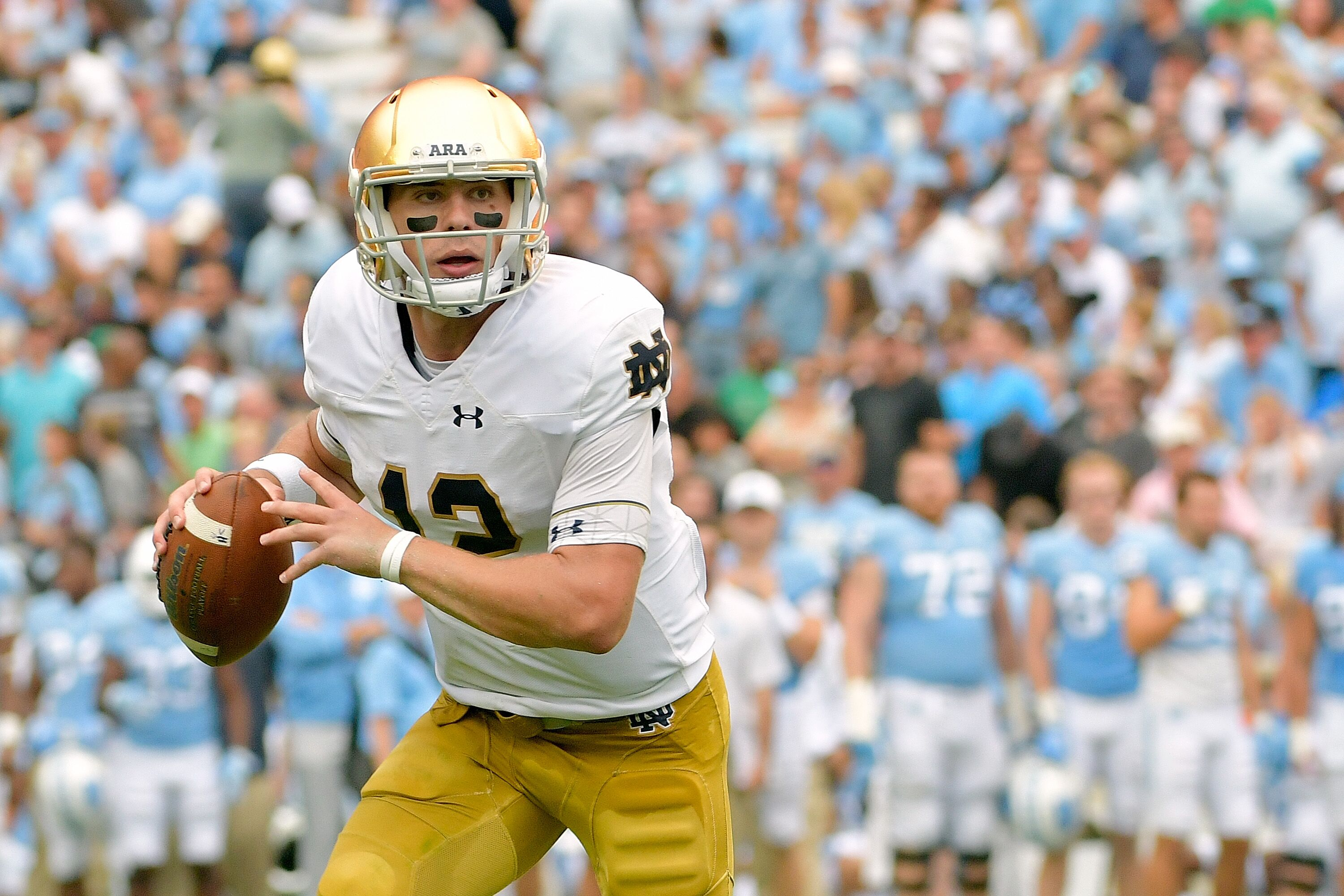 Notre Dame football: Will Ian Book get into bowl game?