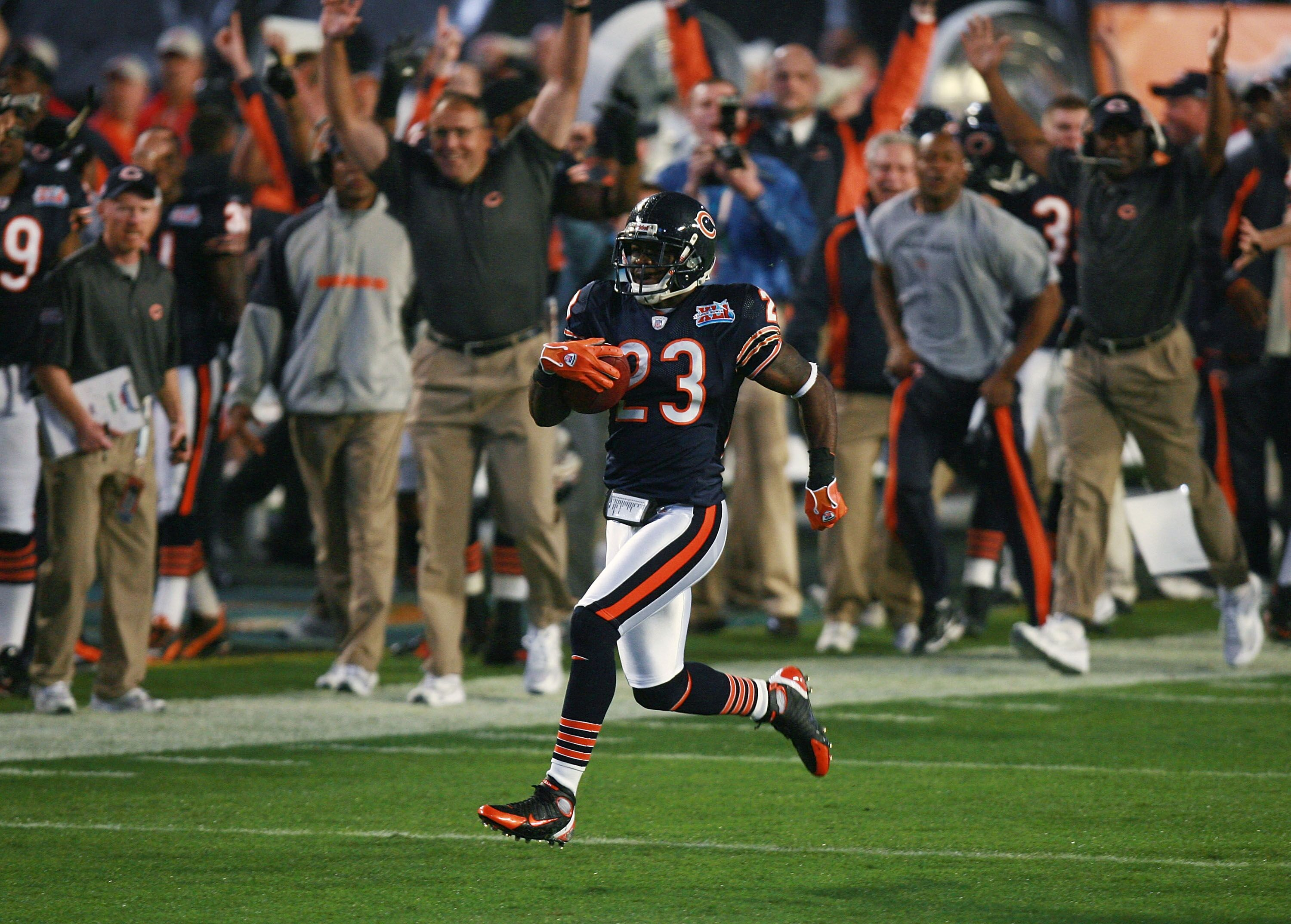 Chicago Bears A Hall Of Fame Without Hester Ridiculously Bad