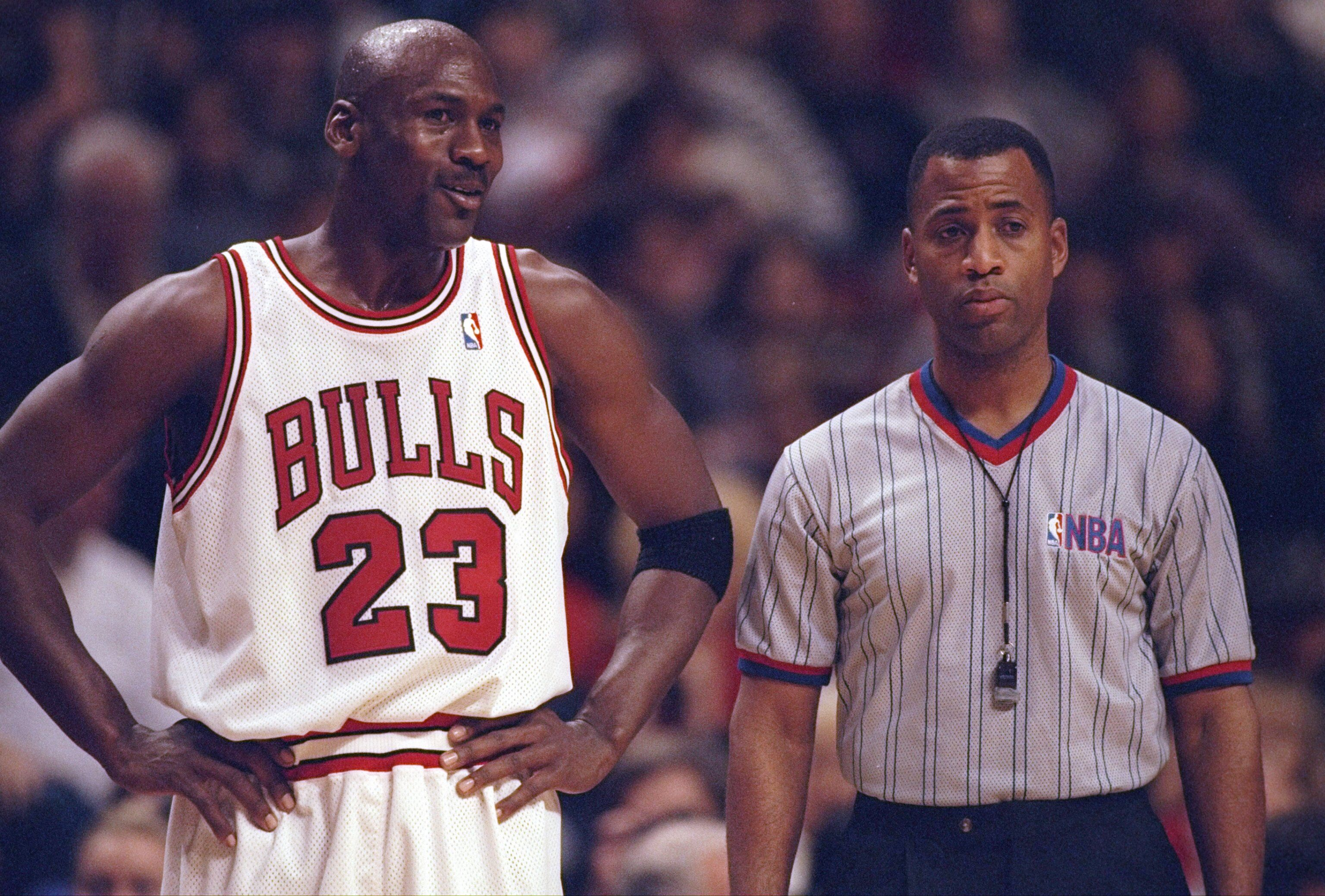50af67f3bc2 Chicago Bulls  Michael Jordan doesn t need our protection