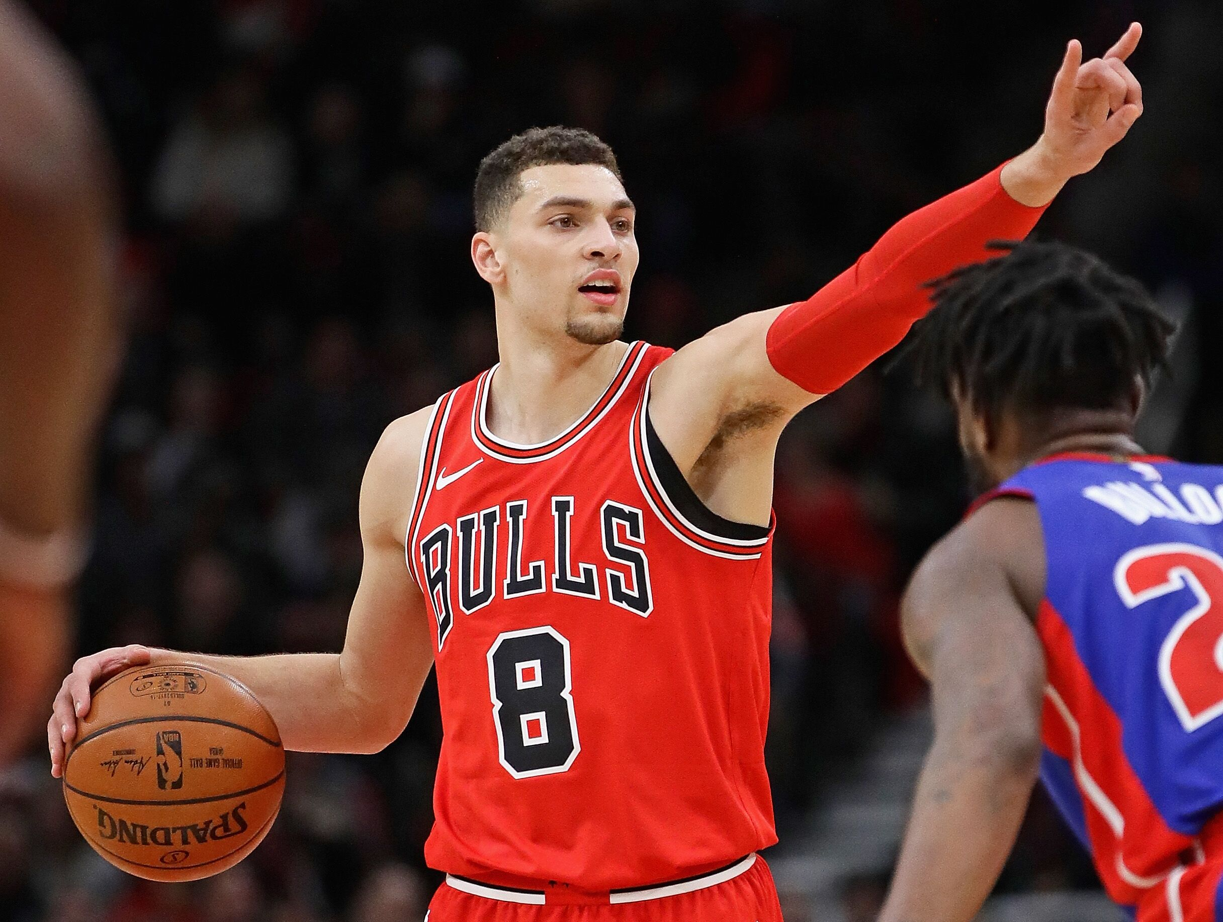 Chicago Bulls: 5 free agent options at shooting guard