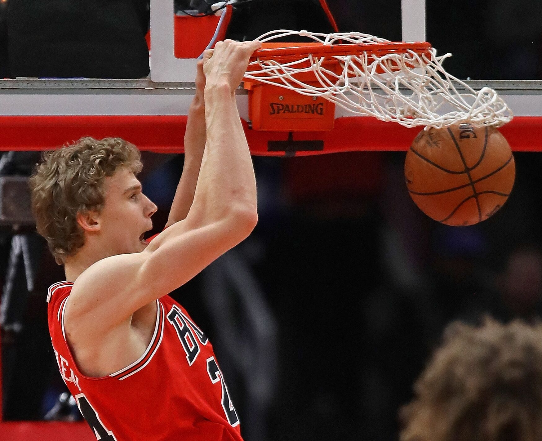 892305b5a473 Chicago Bulls  Lauri Markkanen to participate in Taco Bell Skills Challenge