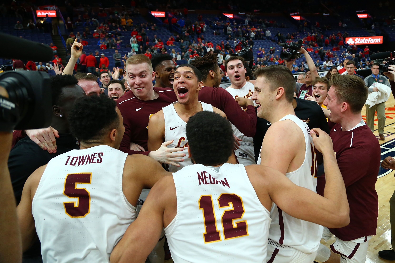 Loyola Ramblers Clinch 1st NCAA Tournament Berth Since 1985