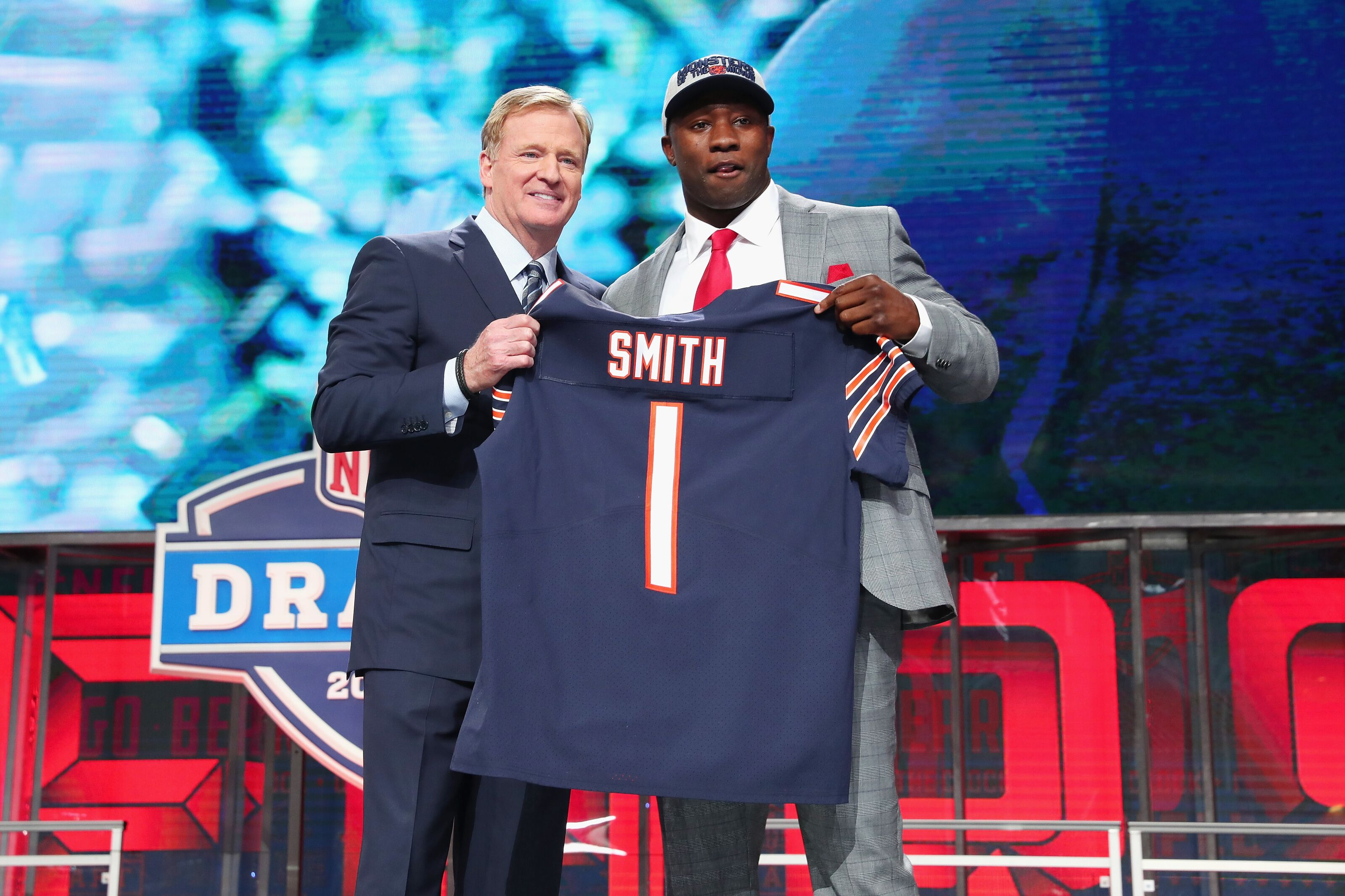 0b596fa46b7 Chicago Bears: Was drafting Roquan Smith a mistake?