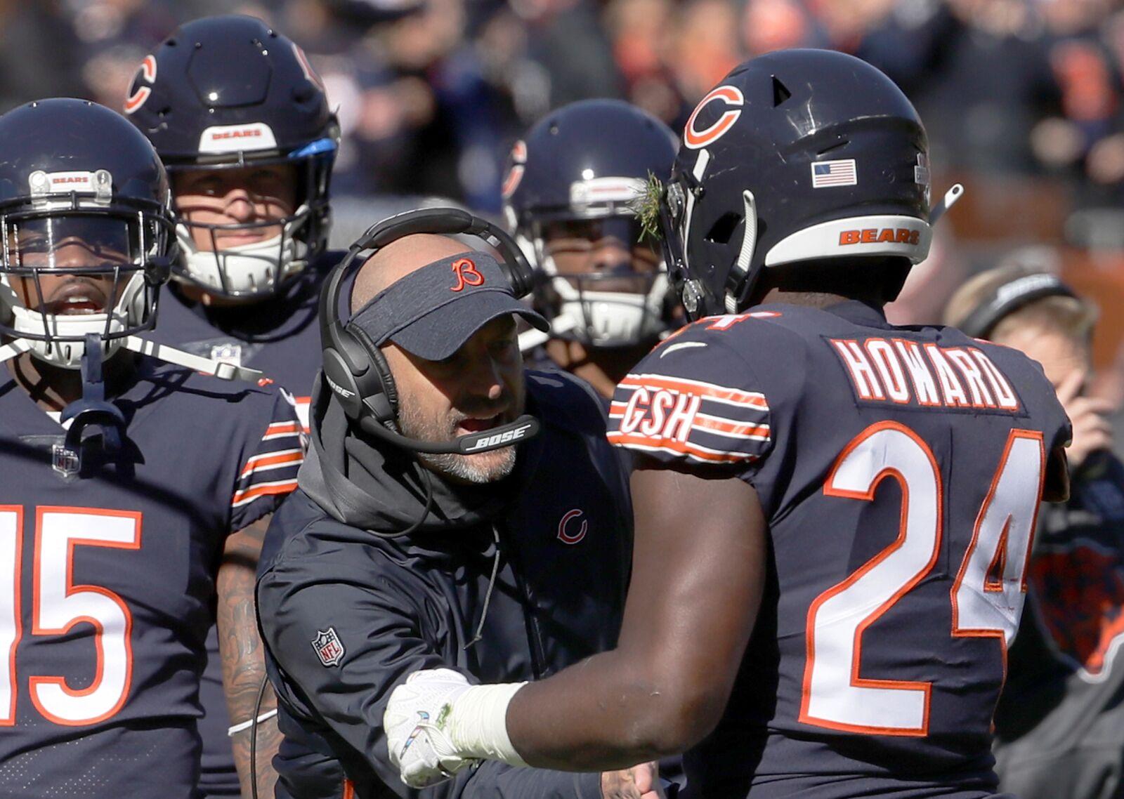 Chicago Bears, Jordan Howard