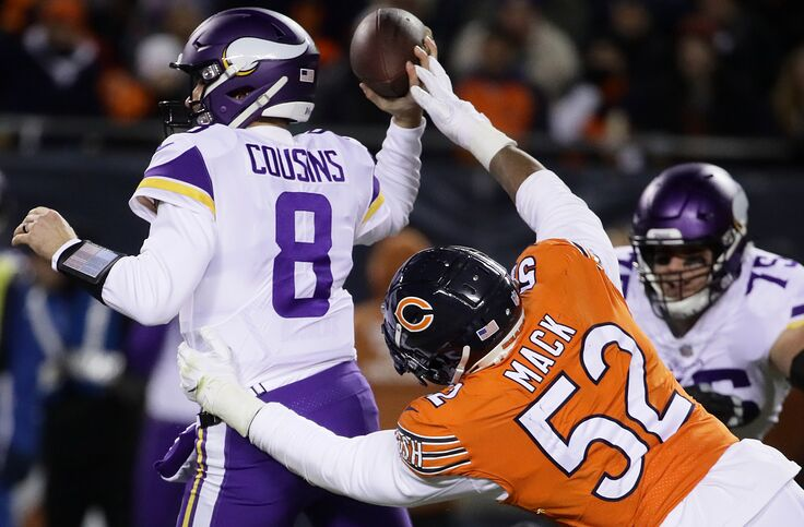 Chicago Bears: What to do in the Minnesota Vikings game?