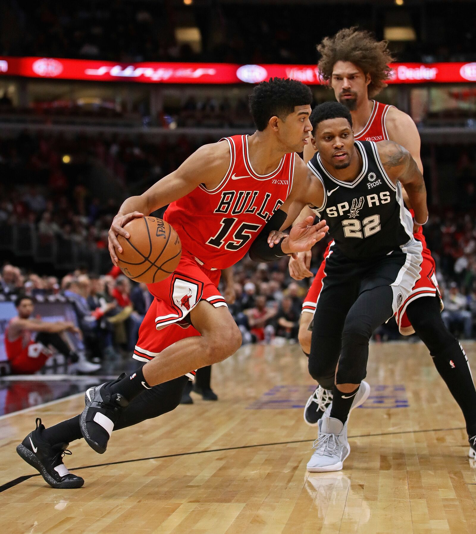 2ee7bf818fd Chicago Bulls  It s time to see what Chandler Hutchison can do