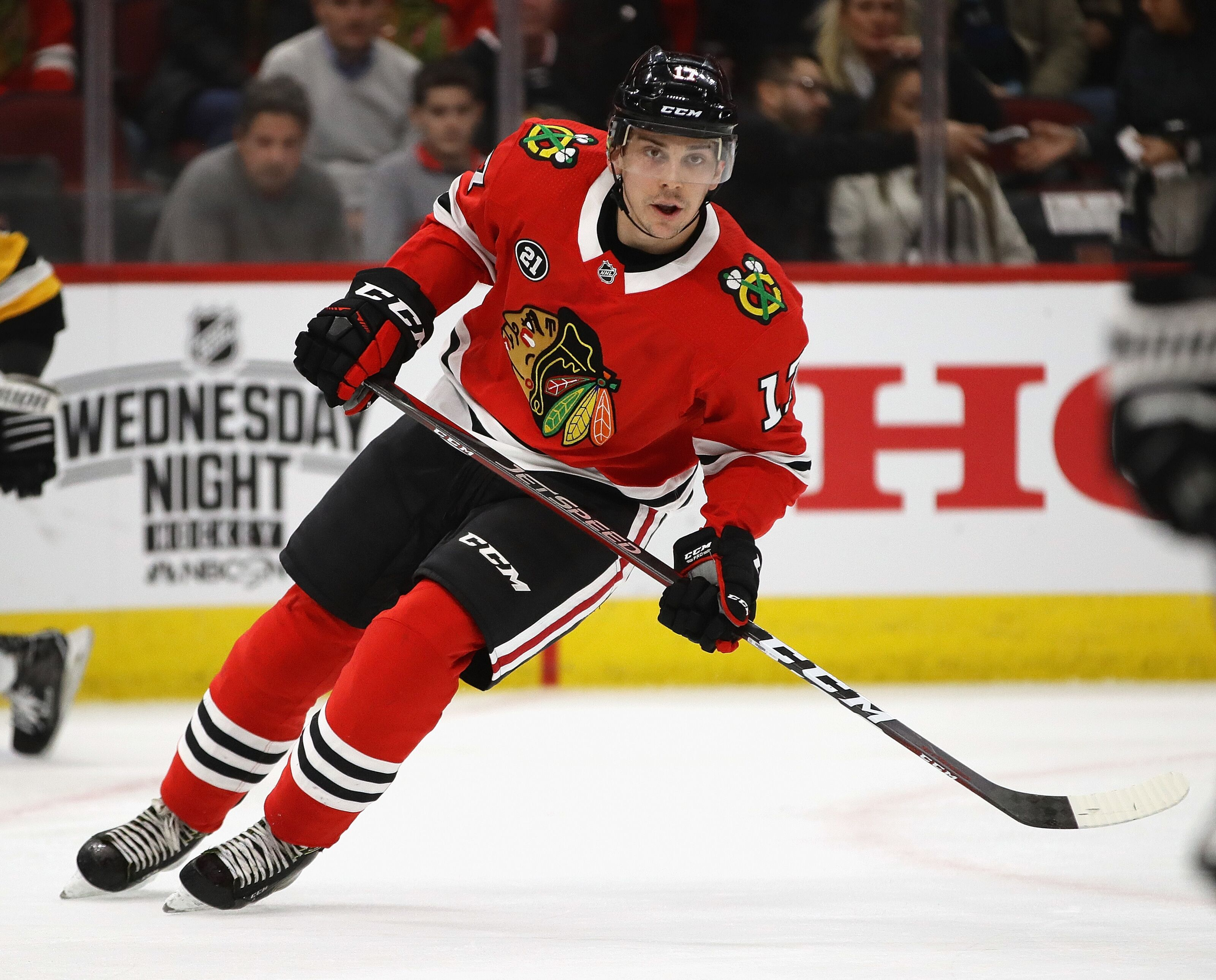 Chicago Blackhawks: Dylan Strome can have strong, immediate impact