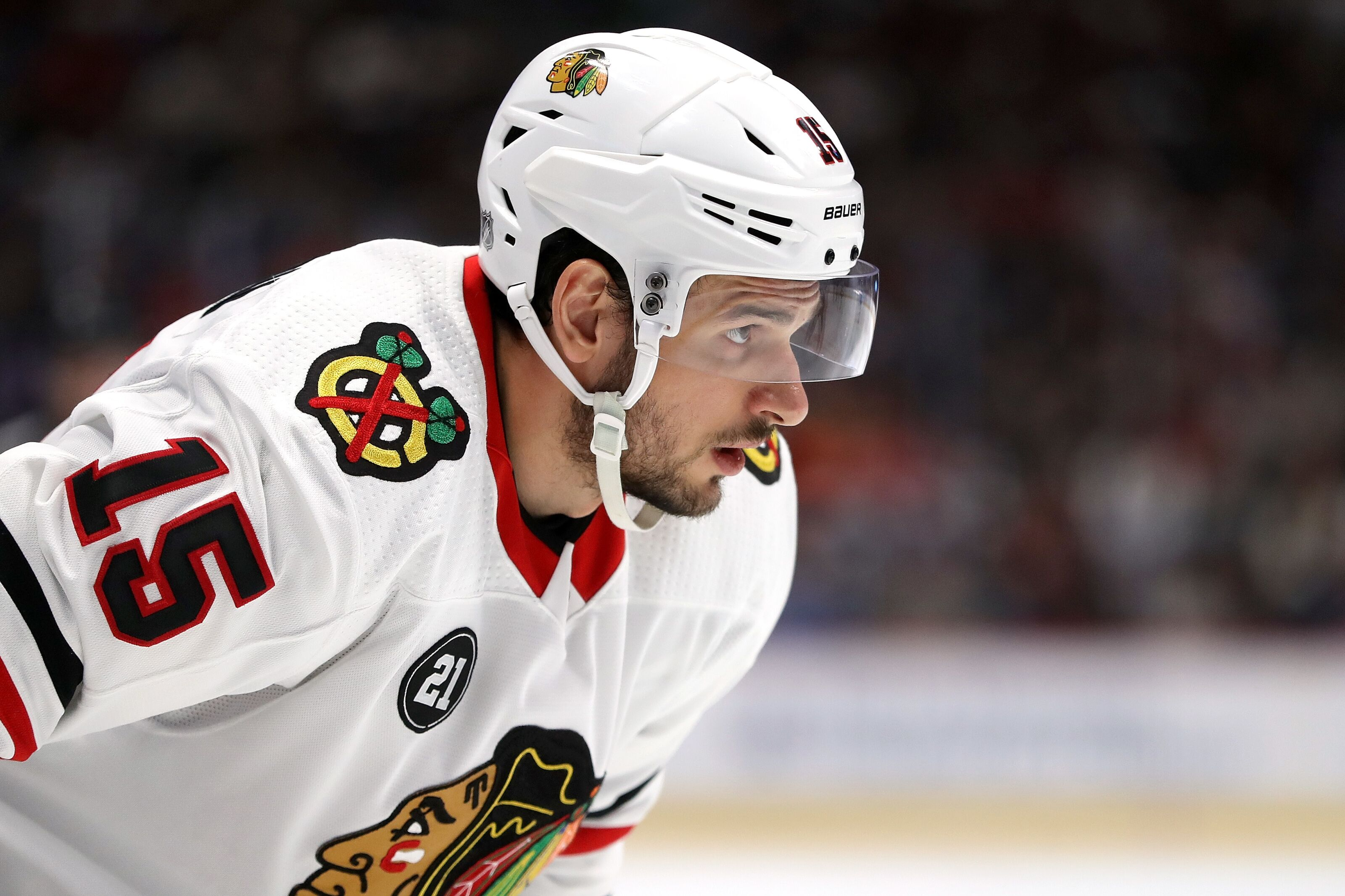 Chicago Blackhawks: Artem Anisimov trade is a win