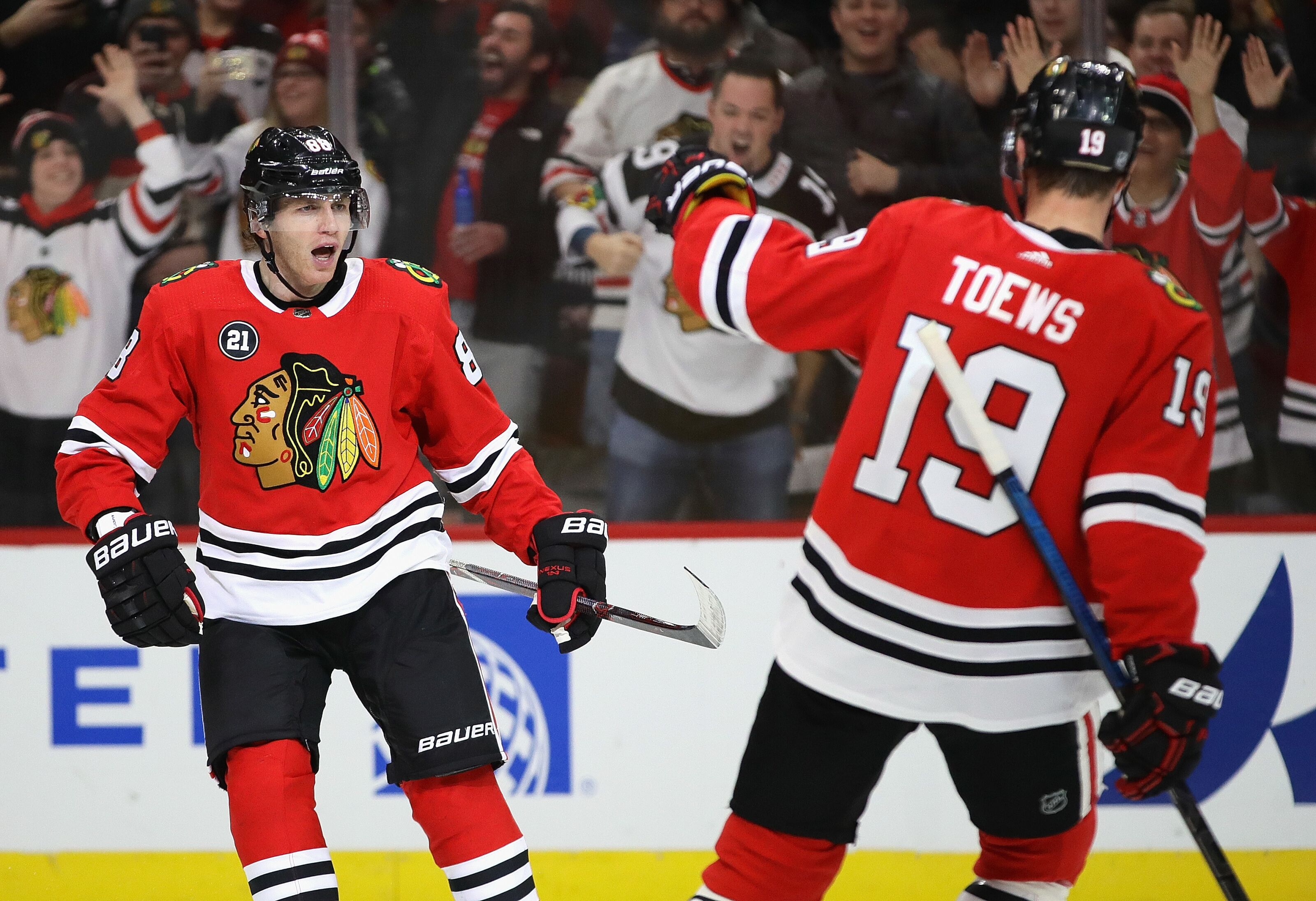 0f5f3bd422e The Chicago Blackhawks are fun to watch once again