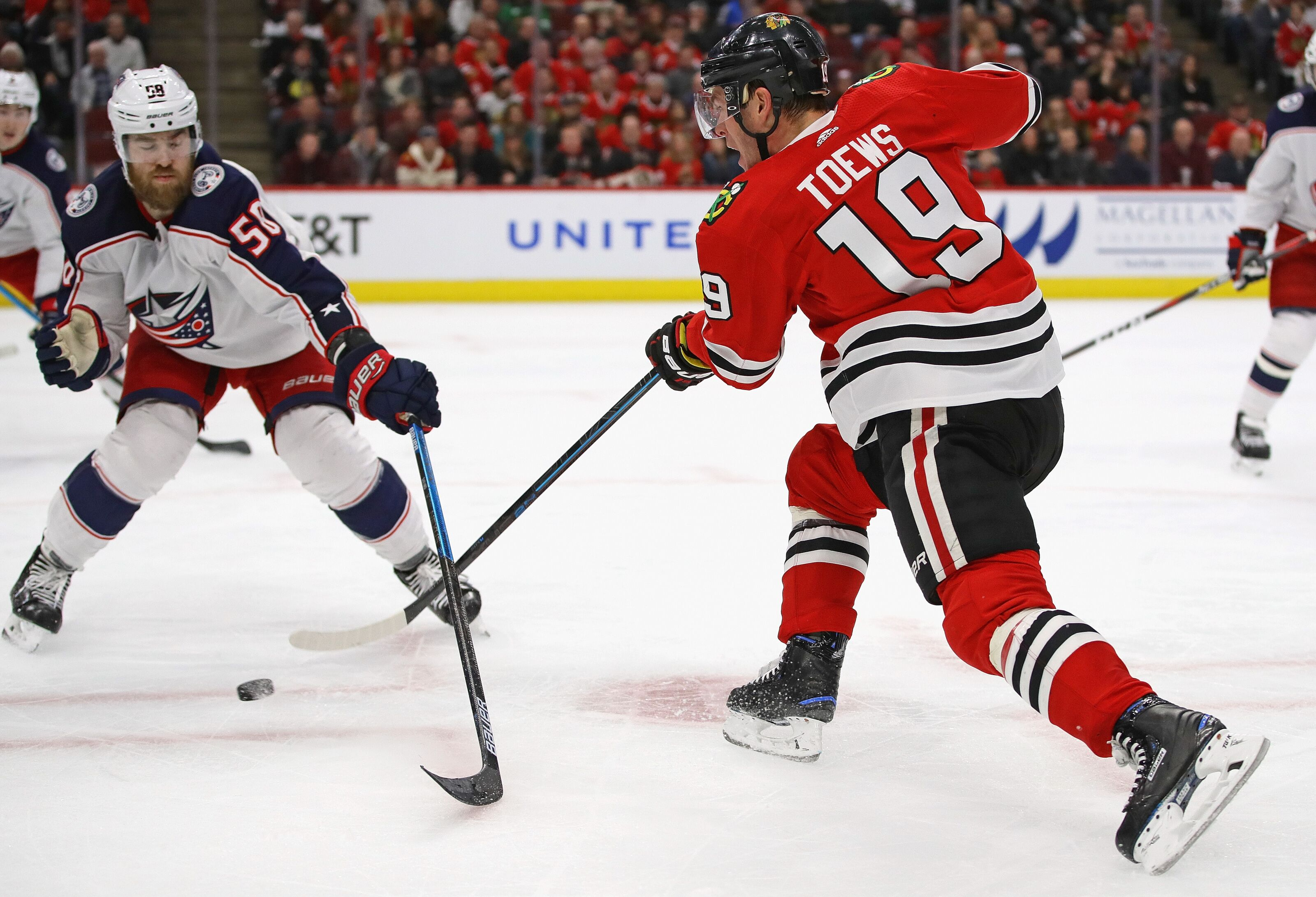 Chicago Blackhawks: Jonathan Toews comes up clutch once again