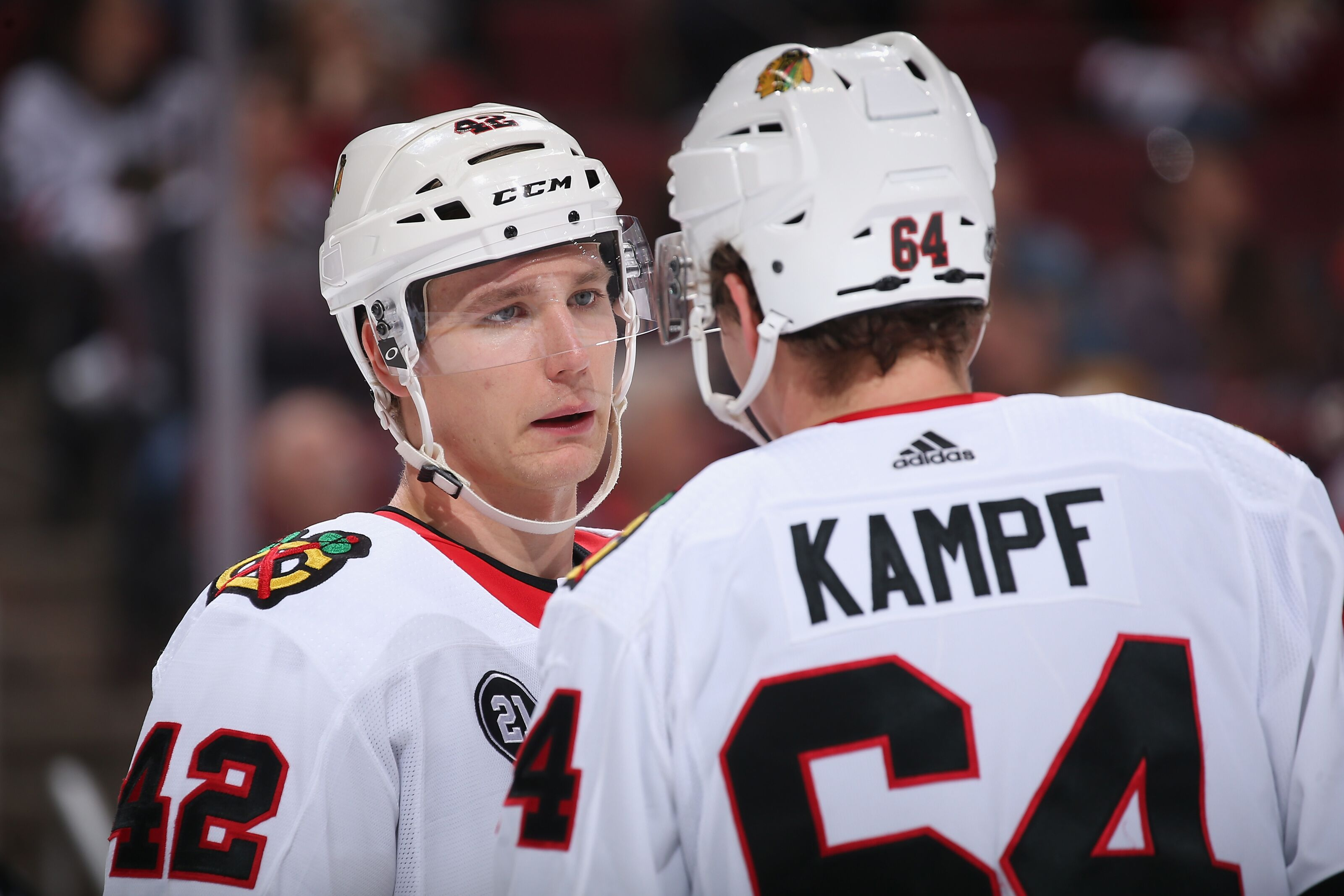 Chicago Blackhawks: David Kampf could be an important piece